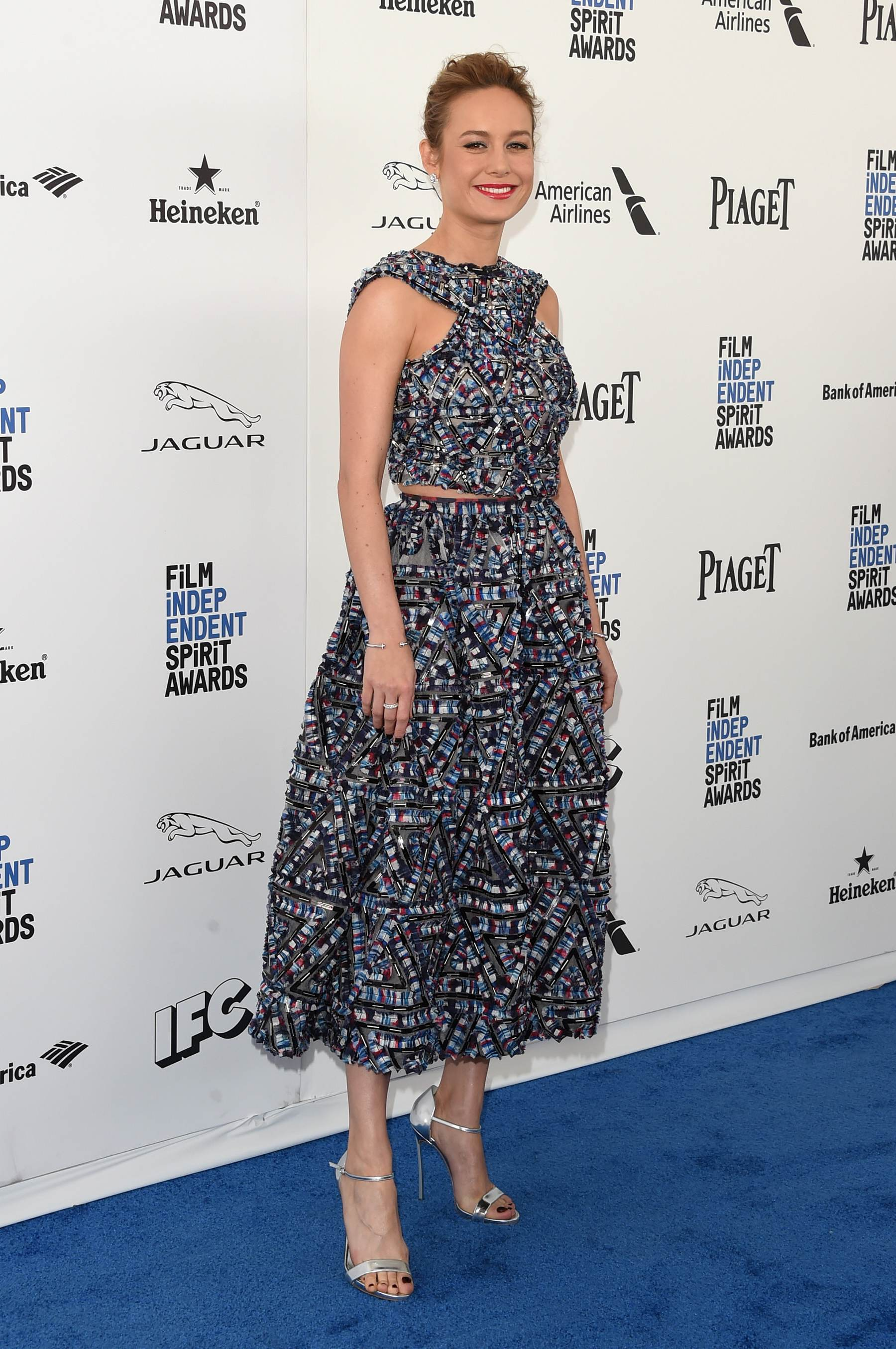Brie Larson at Film Independent Spirit Award-3