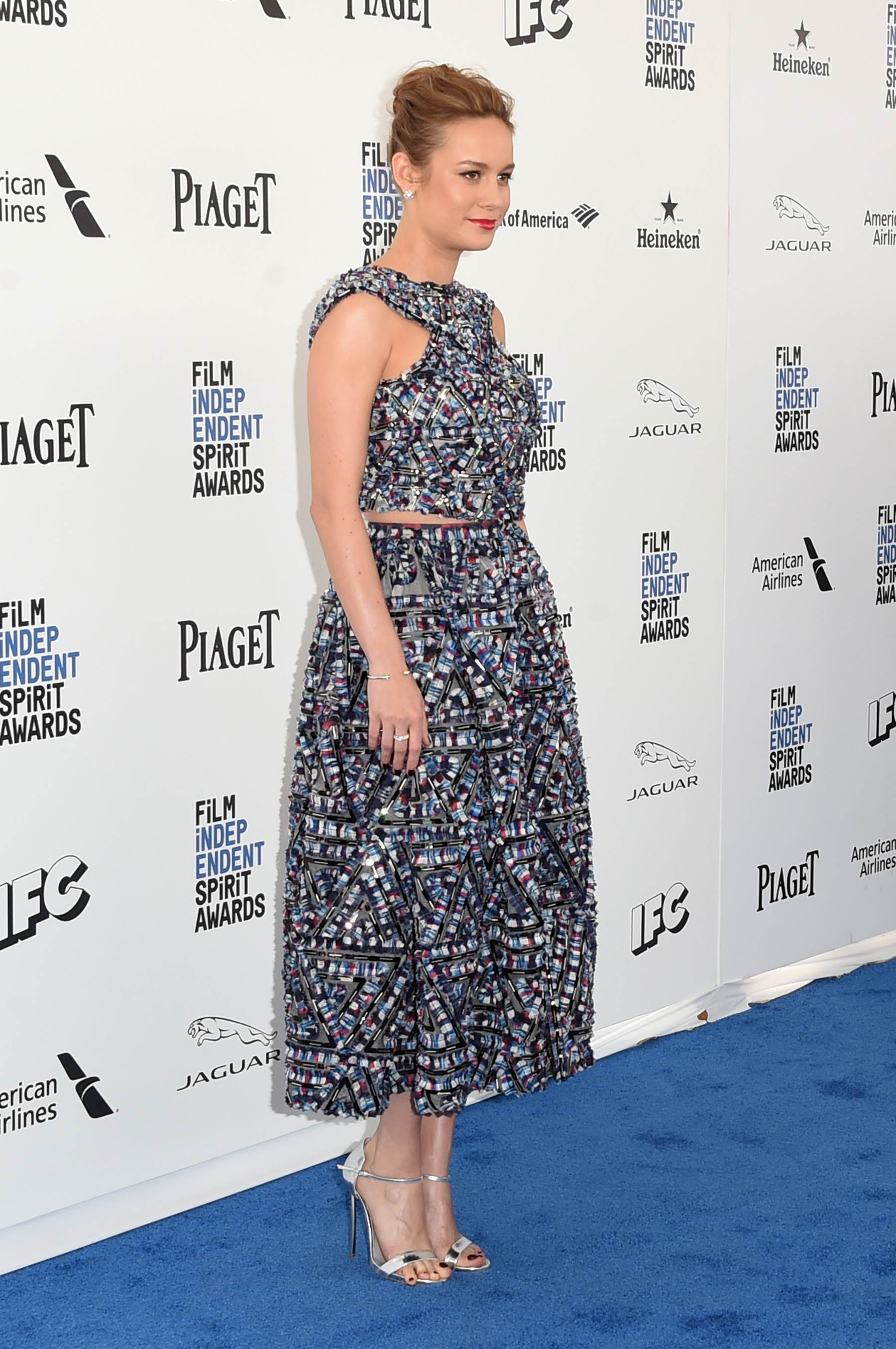 Brie Larson at Film Independent Spirit Award-4