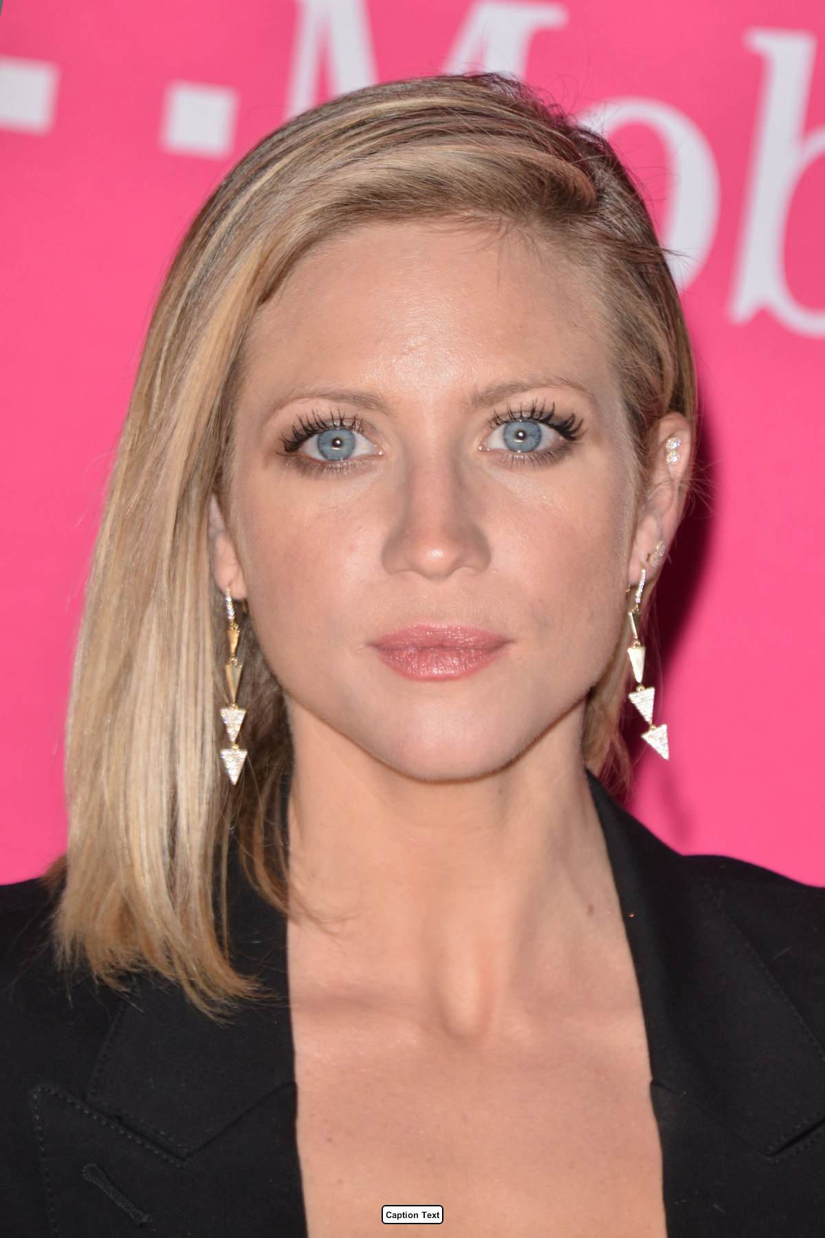 Brittany Snow arrives at T-Mobile celebrates Un-carrier X Event-1