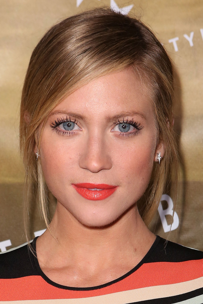 Brittany Snow arrives at Ted Baker London S/S Launch Event-1
