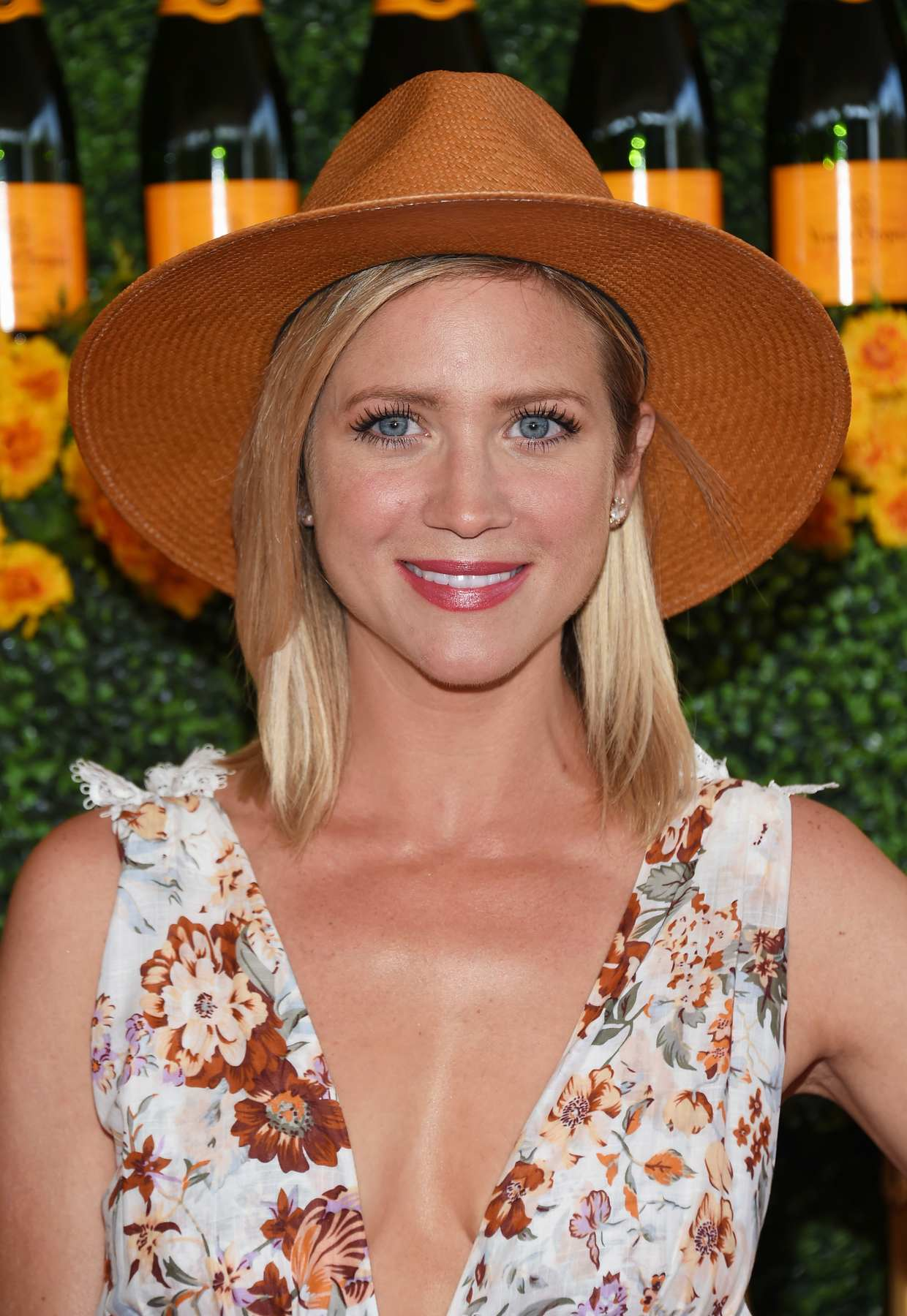 Brittany Snow arrives ate Sixth-Annual Veuve Clicquot Polo Classic-1