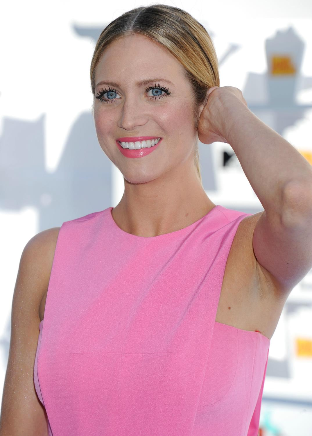Brittany Snow at The MTV Movie Awards-3