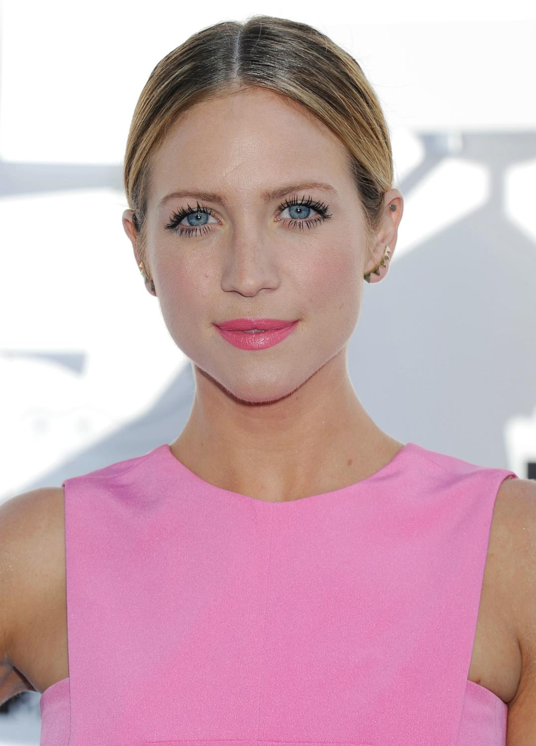 Brittany Snow at The MTV Movie Awards-4