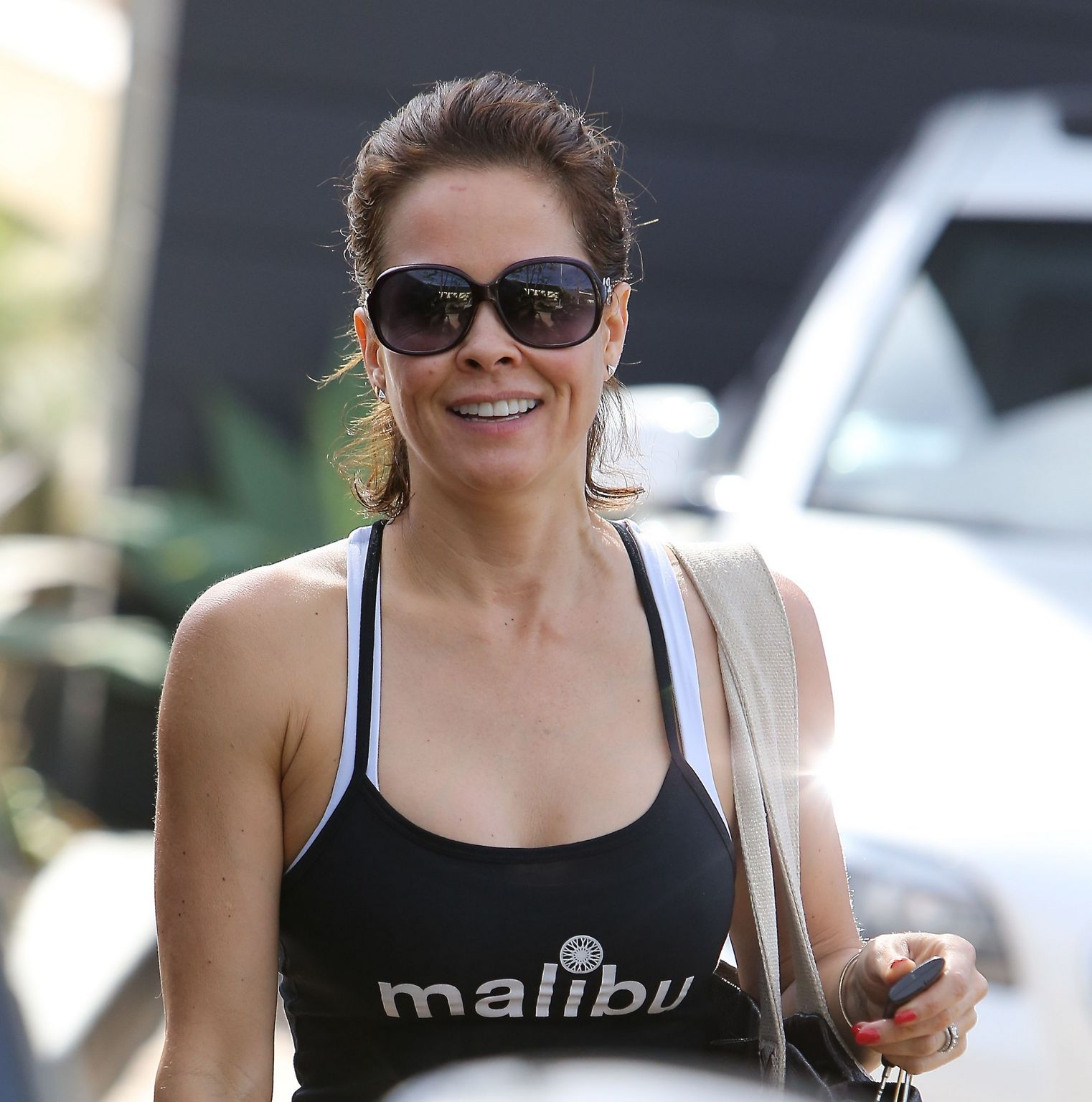 Brooke Burke in Malibu-2