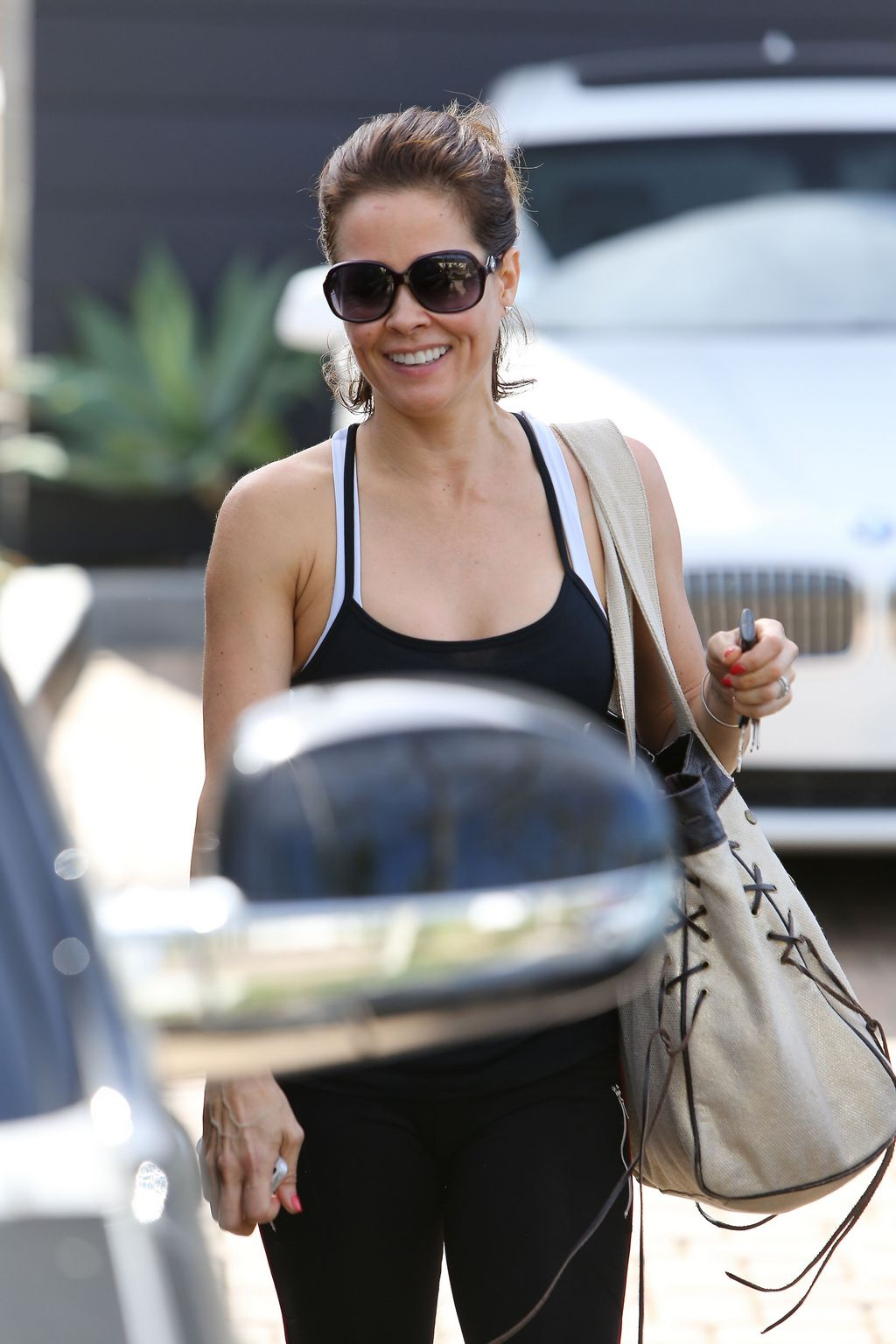 Brooke Burke in Malibu-4