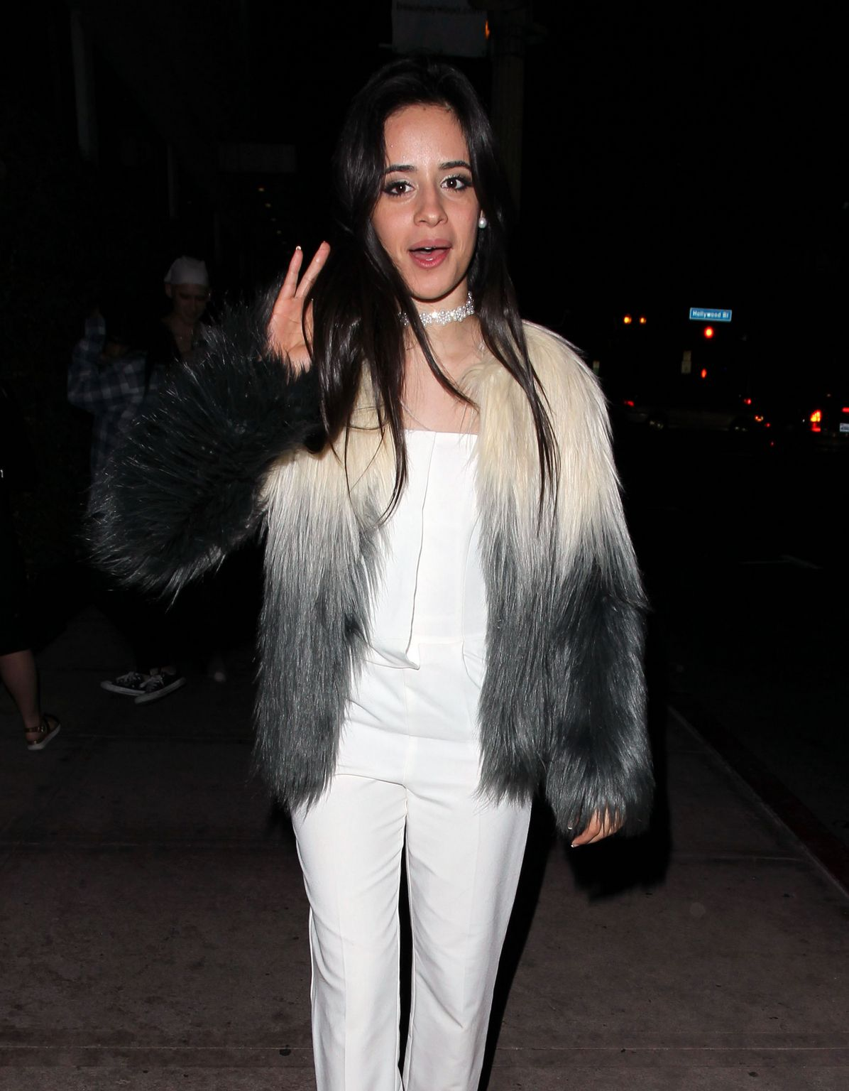 Camila Cabello at Project L.A. night club-1
