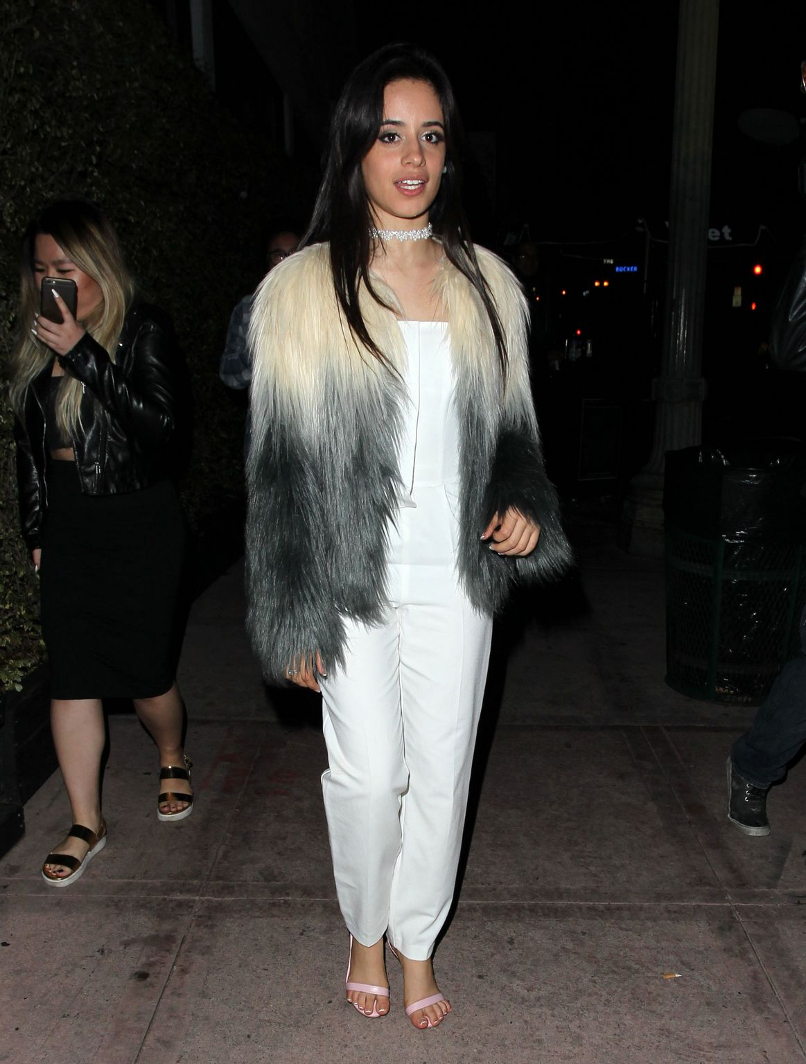Camila Cabello at Project L.A. night club-3