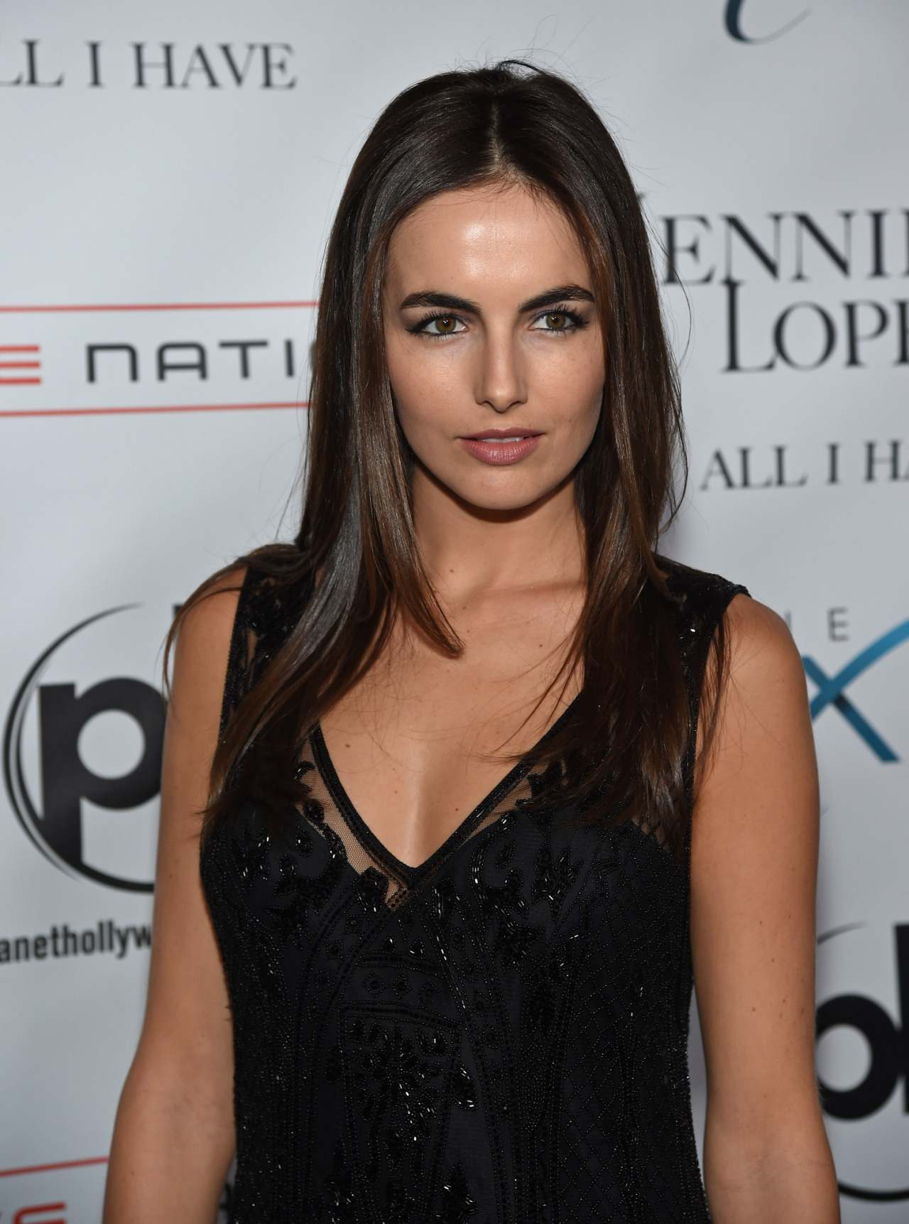 Camilla Belle at Jennifer Lopezs All I Have Residency Opening in LV-1