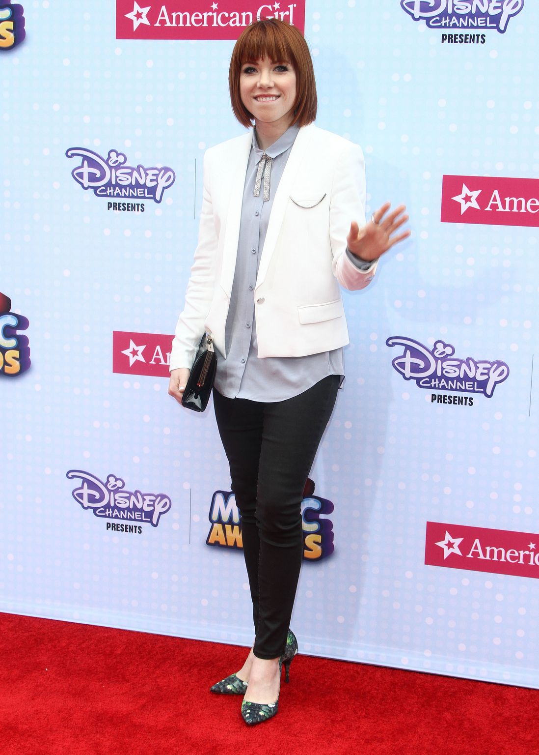 Carly Rae Jepsen at Radio Disney Music Awards-1