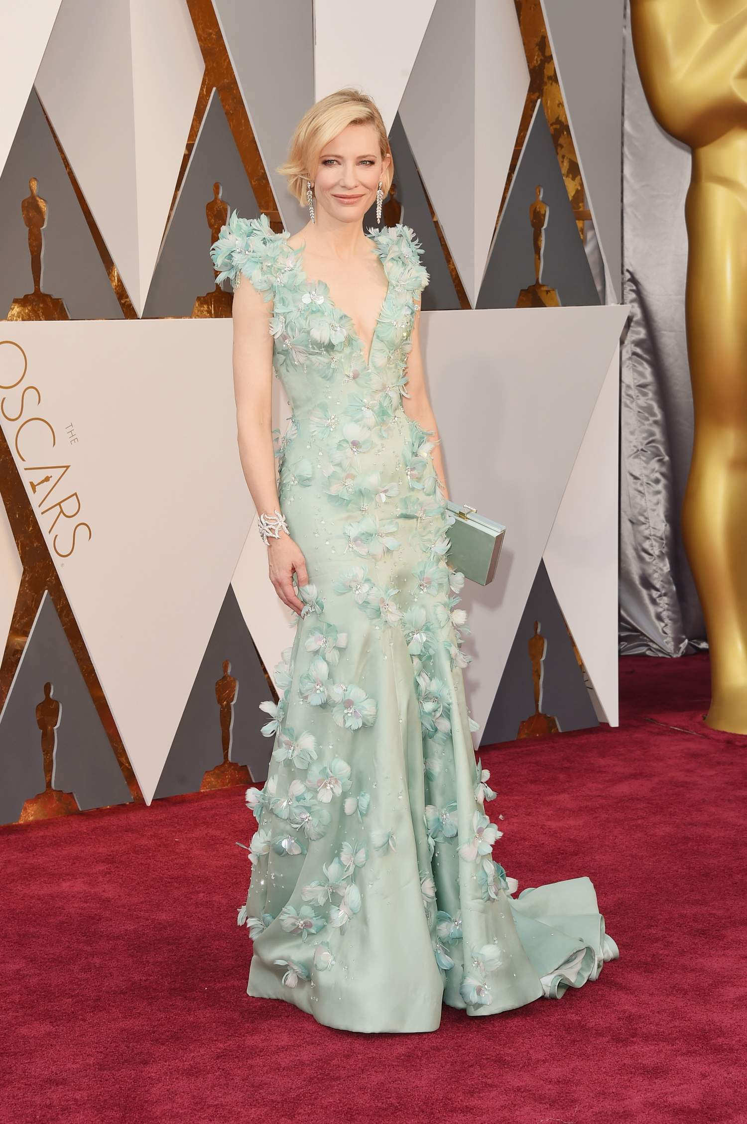 Cate Blanchett at Annual Academy Awards-1