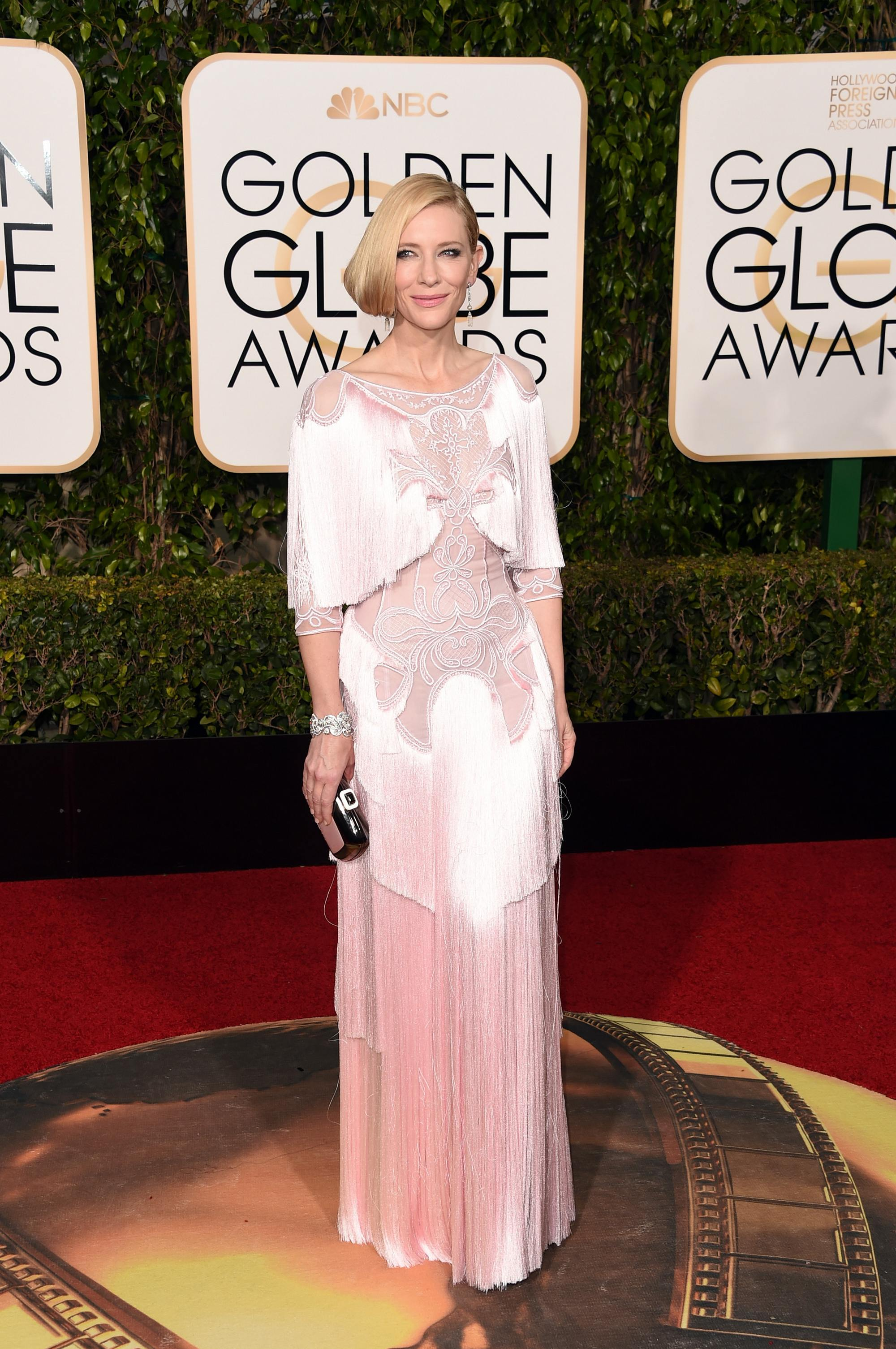Cate Blanchett at Annual Golden Globe Awards-1
