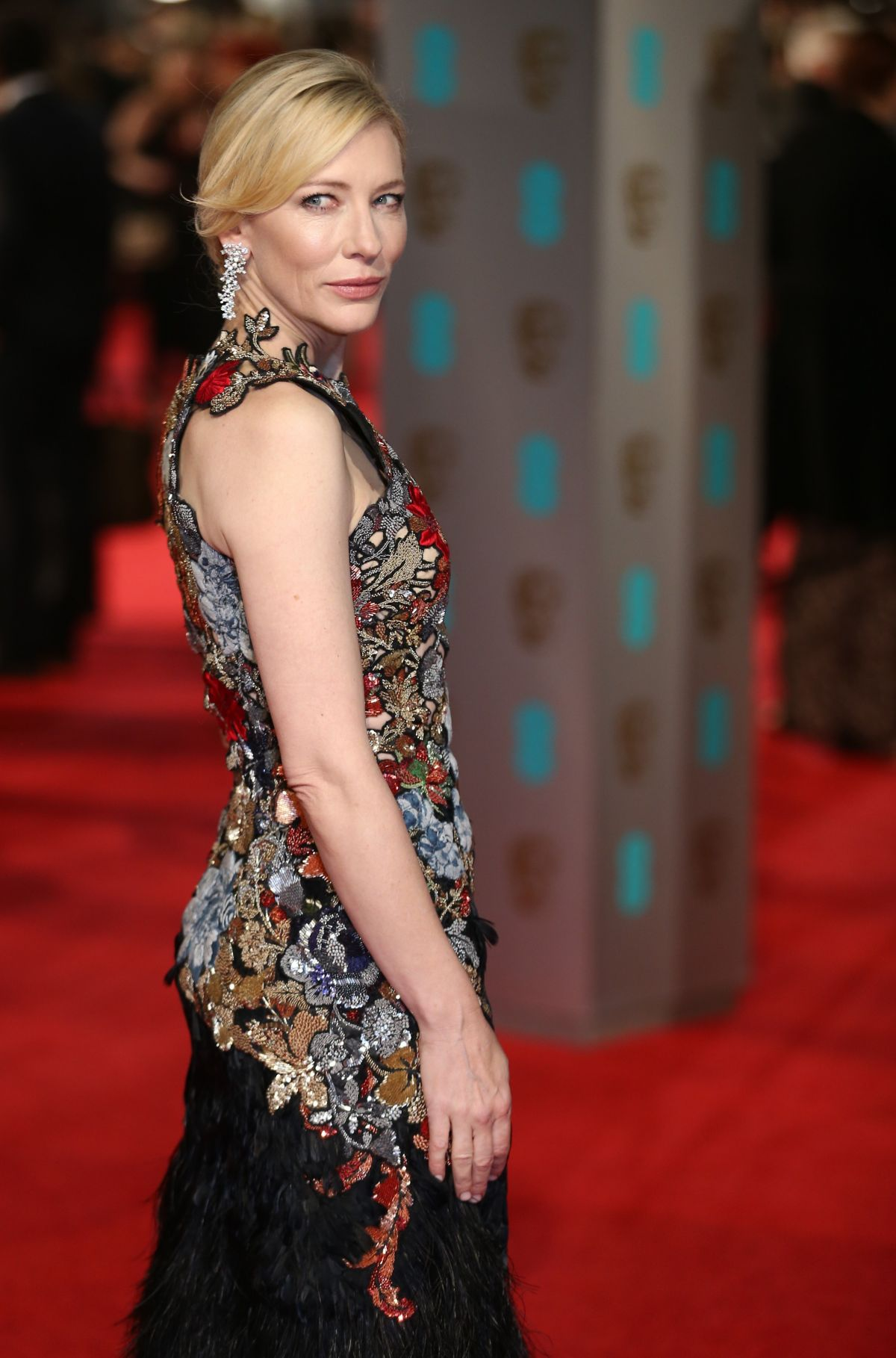 Cate Blanchett at British Academy of Film and Television Arts Awards-1