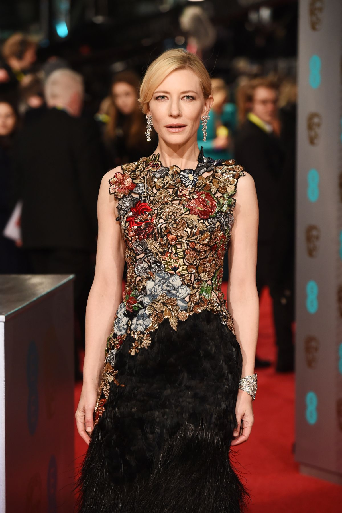 Cate Blanchett at British Academy of Film and Television Arts Awards-2