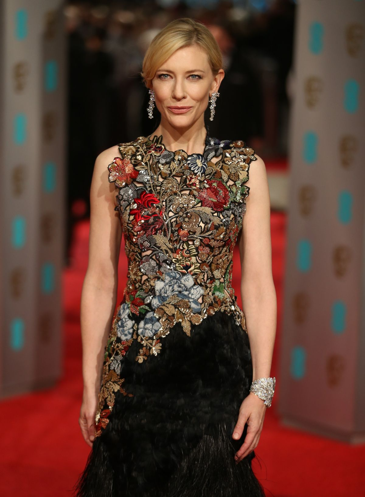 Cate Blanchett at British Academy of Film and Television Arts Awards-4