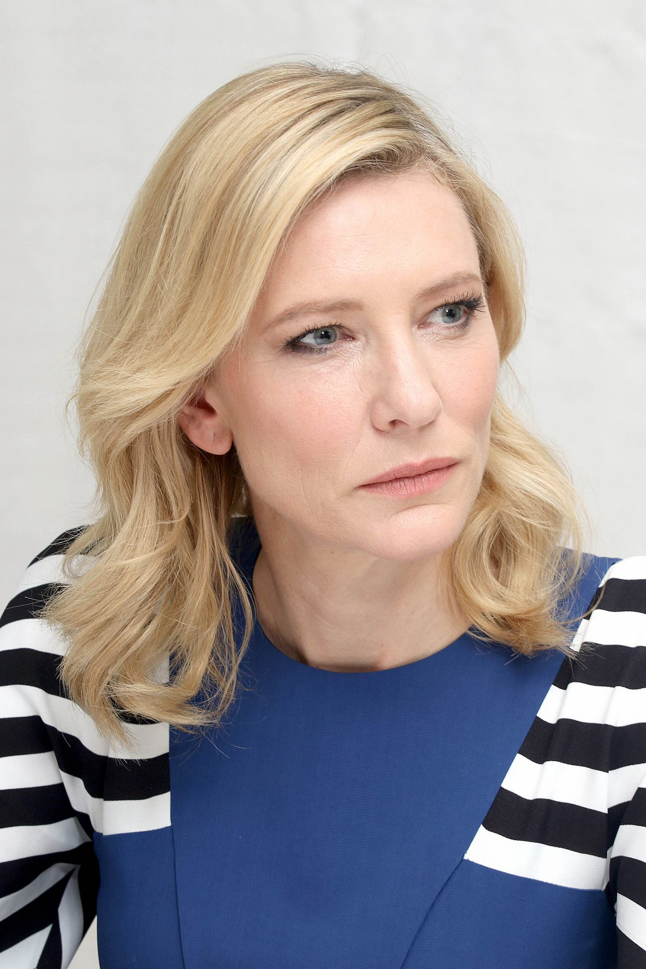 Cate Blanchett at Carol Press Conference-1