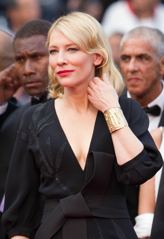 Cate Blanchett attendse Cannes Sicario Premiere-1