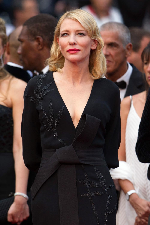 Cate Blanchett attendse Cannes Sicario Premiere-3