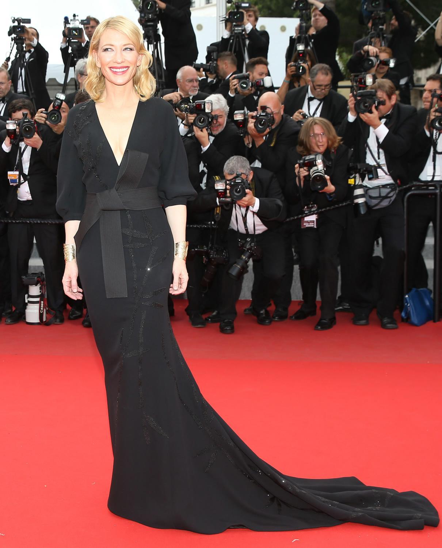 Cate Blanchett attendse Cannes Sicario Premiere-4