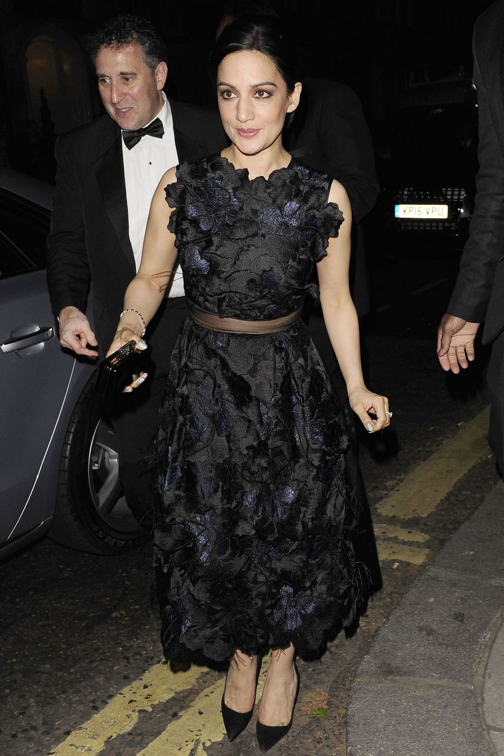 Celebrities at BAFTA Aftershow party-2