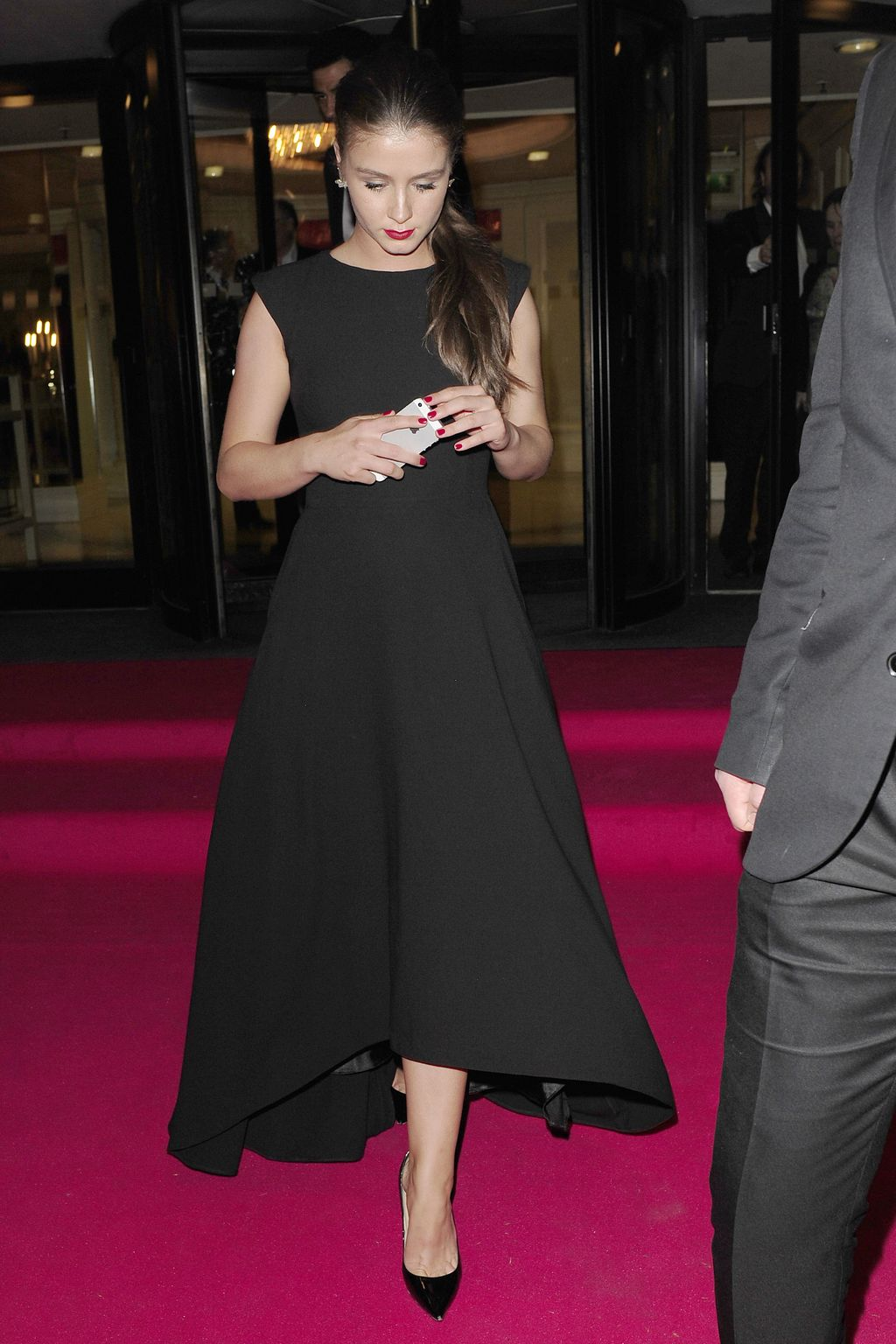 Celebrities at BAFTA Aftershow party-3