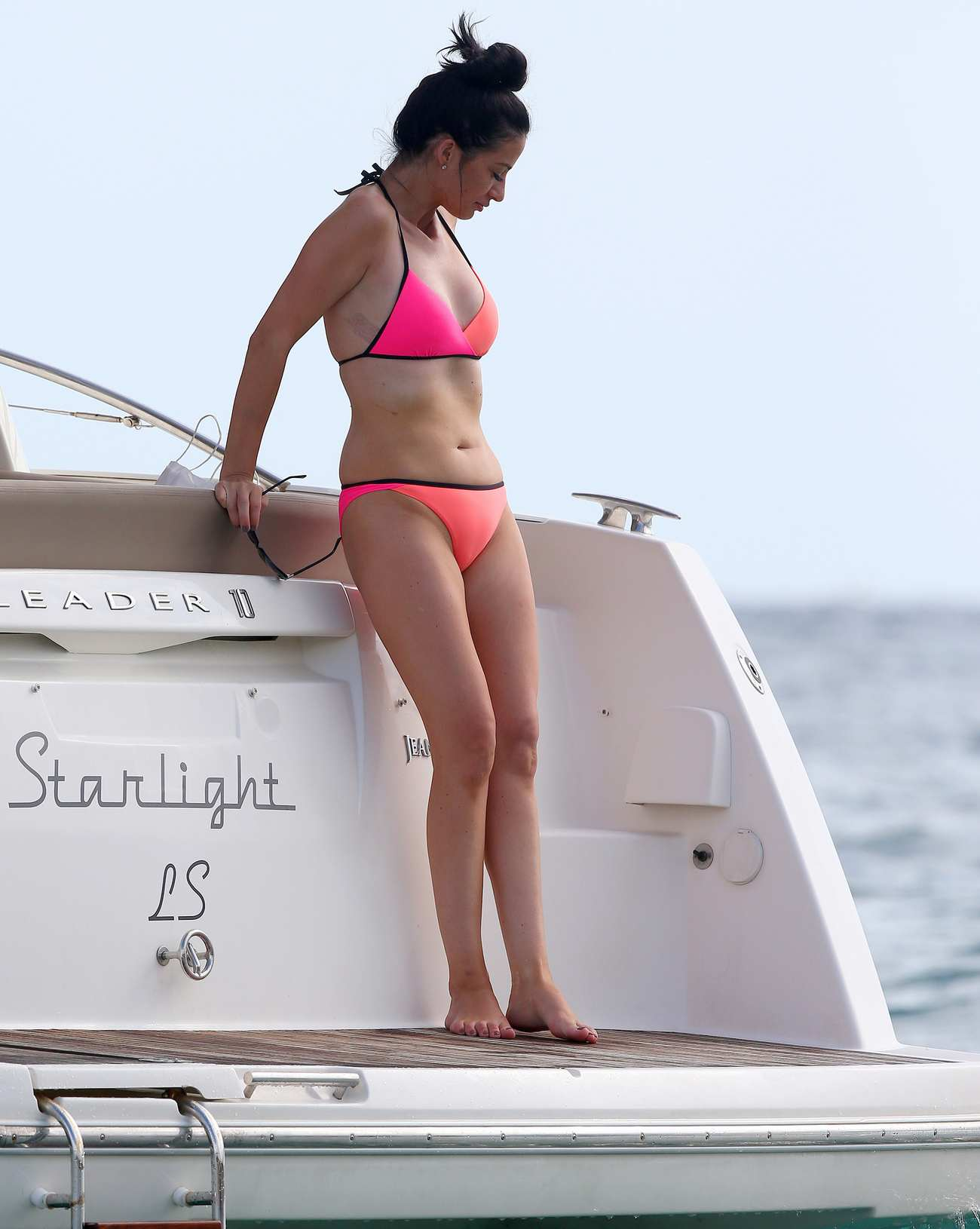Chantelle Houghton Sexy Vacation With Friends in Spain-1