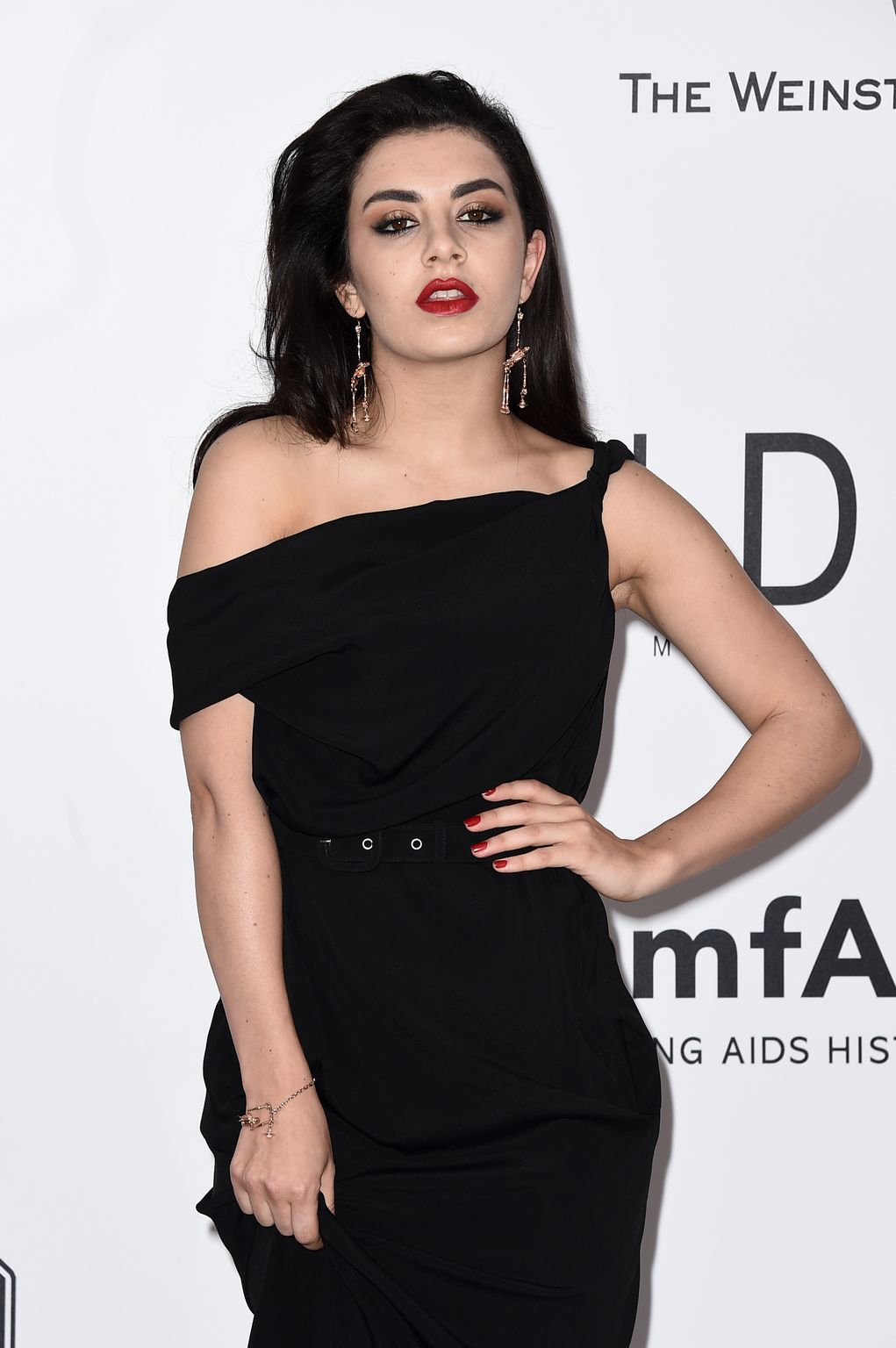 Charli XCX at amfARs Cinema Against AIDS Gala-2