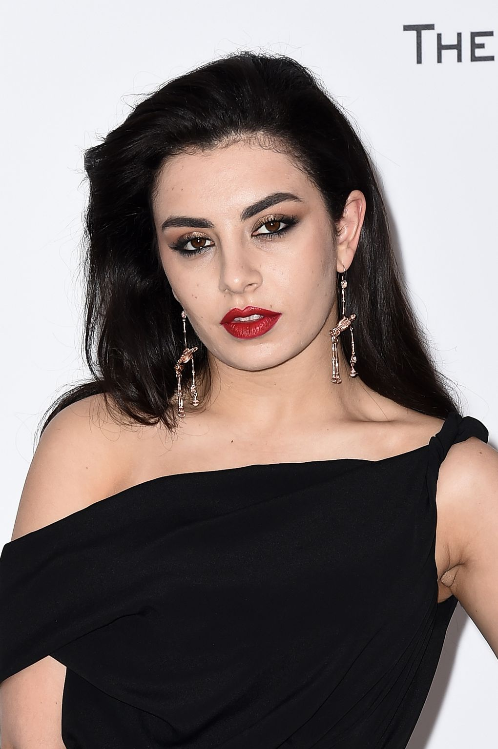 Charli XCX at amfARs Cinema Against AIDS Gala-4