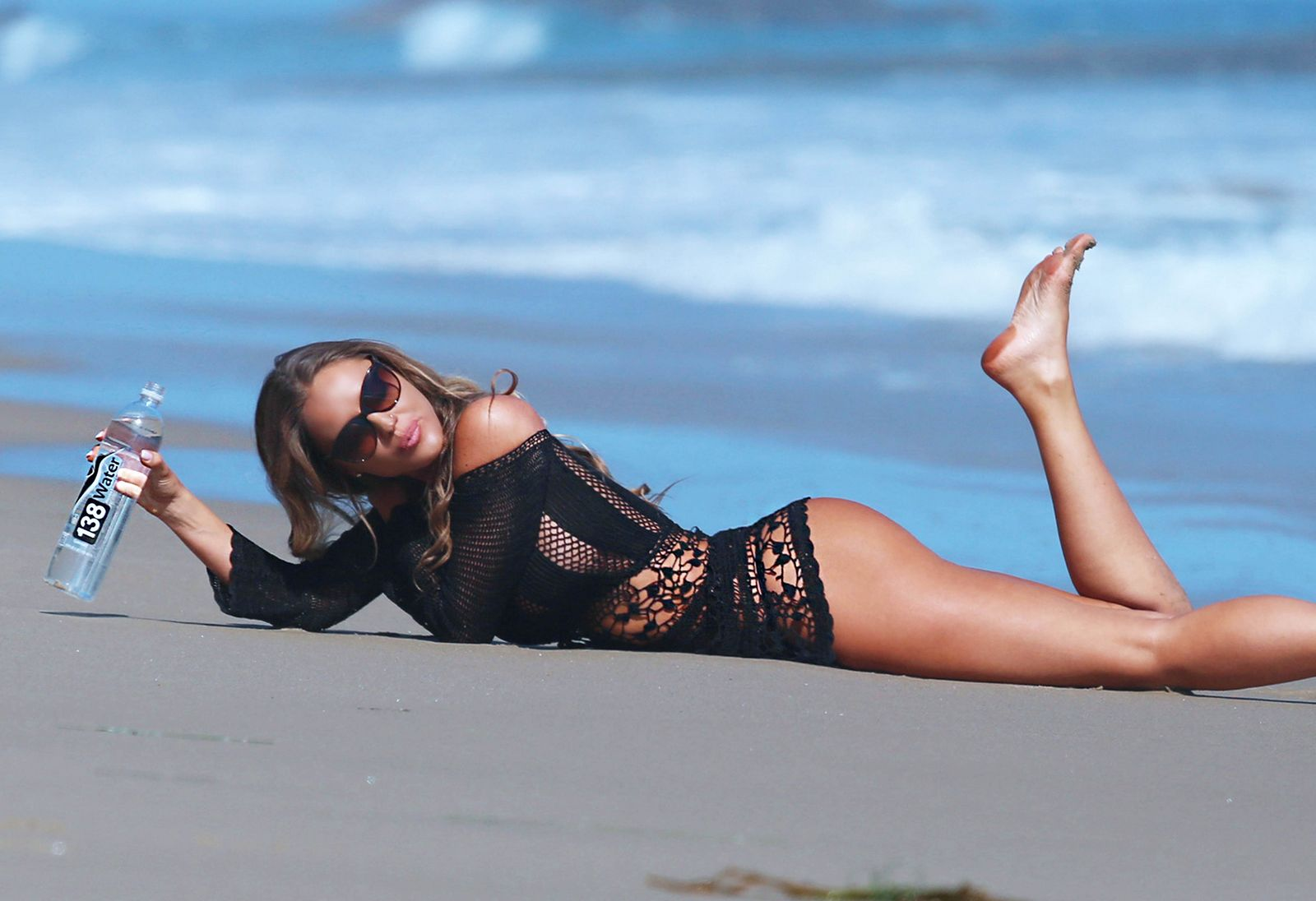 Charlie Riina Shoots For Water in Malibu-4