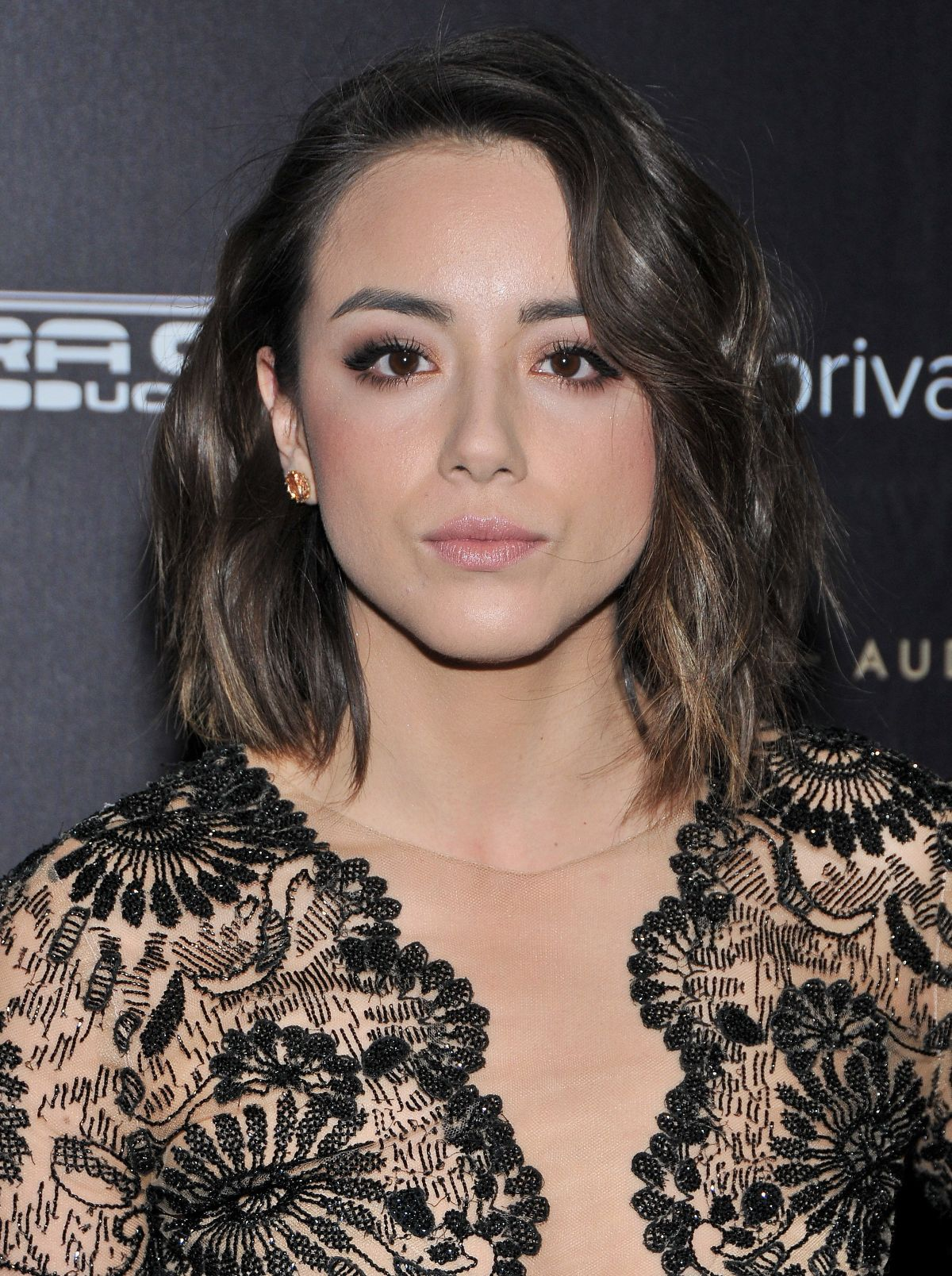 Chloe Bennet arrives at Unforgettable Gala Asian American Awards-2