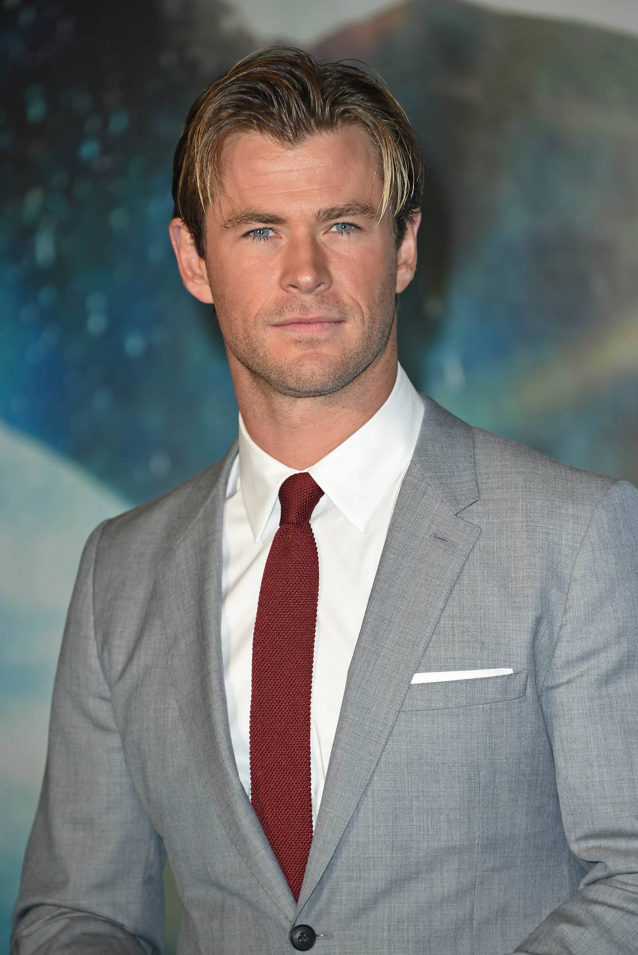 Chris Hemsworth arrives at In The Heart Of The Sea UK Film Premiere-1