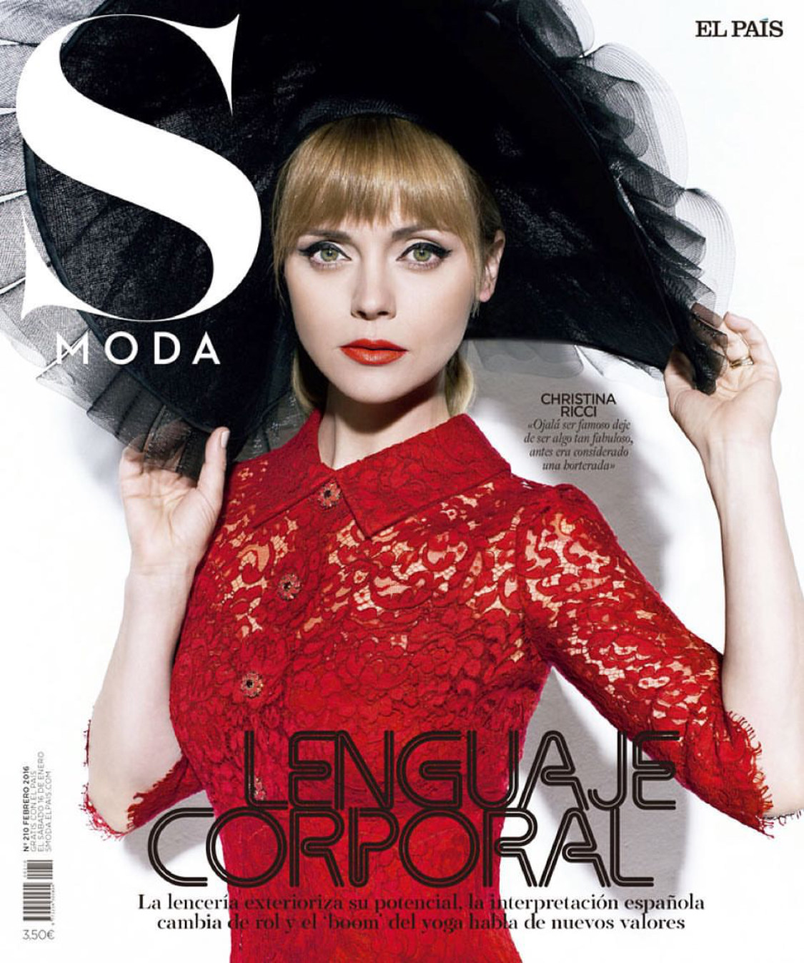 Christina Ricci for S Moda