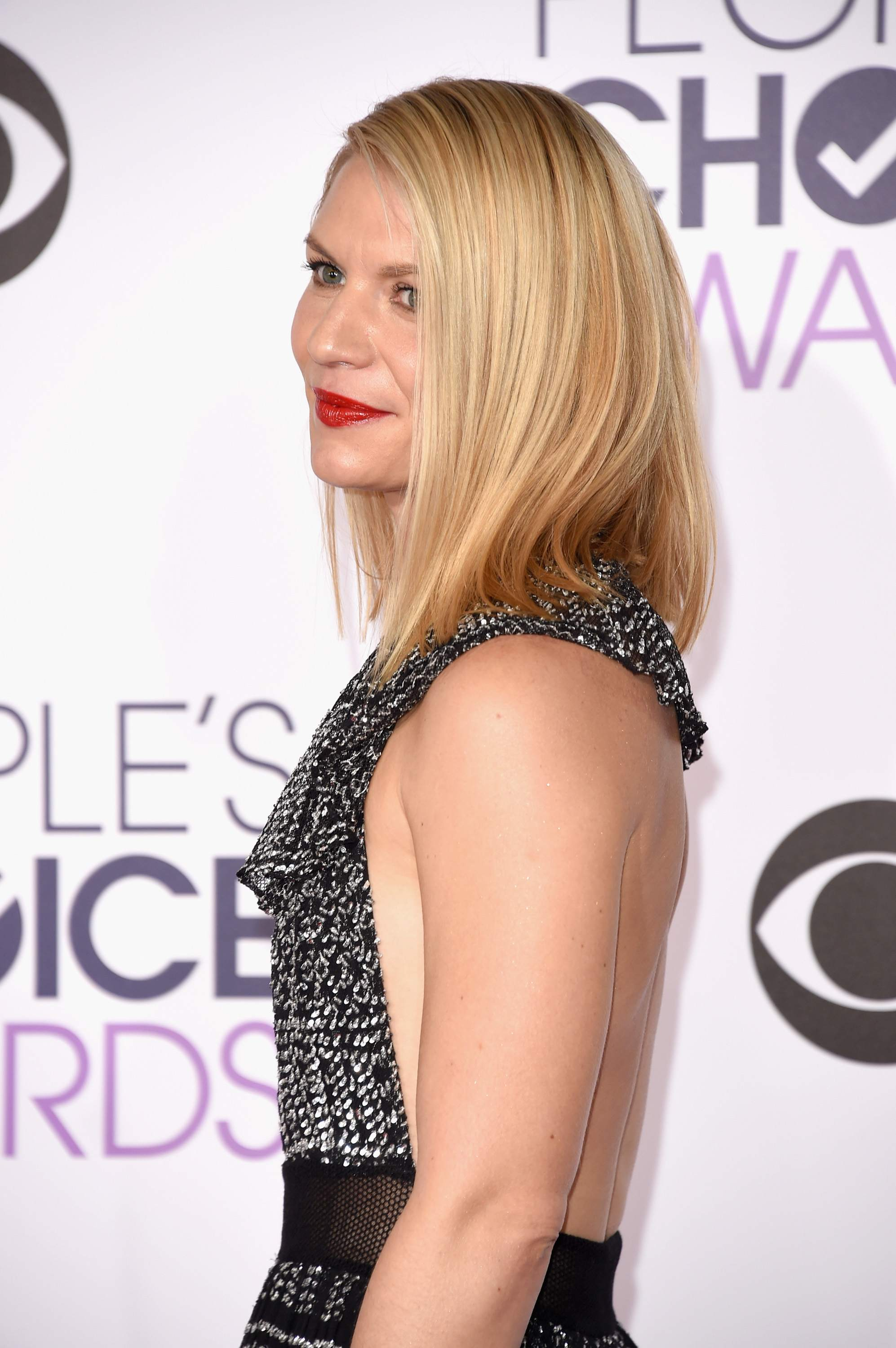 Claire Danes at Peoples Choice Awards on-2