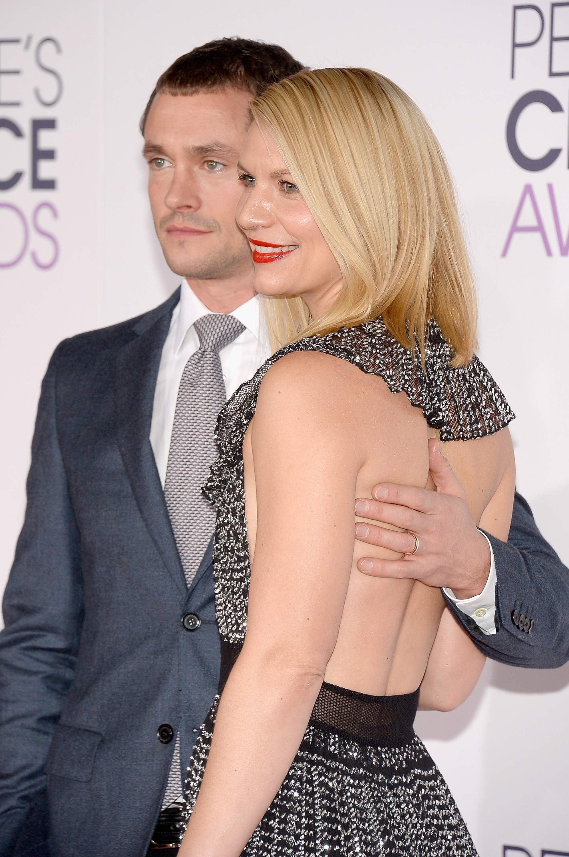Claire Danes at Peoples Choice Awards on-4