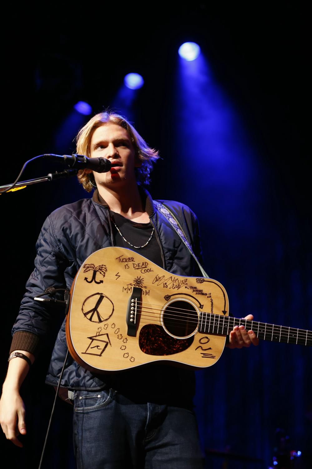 Cody Simpson Performs at Tivoli Vredenburg