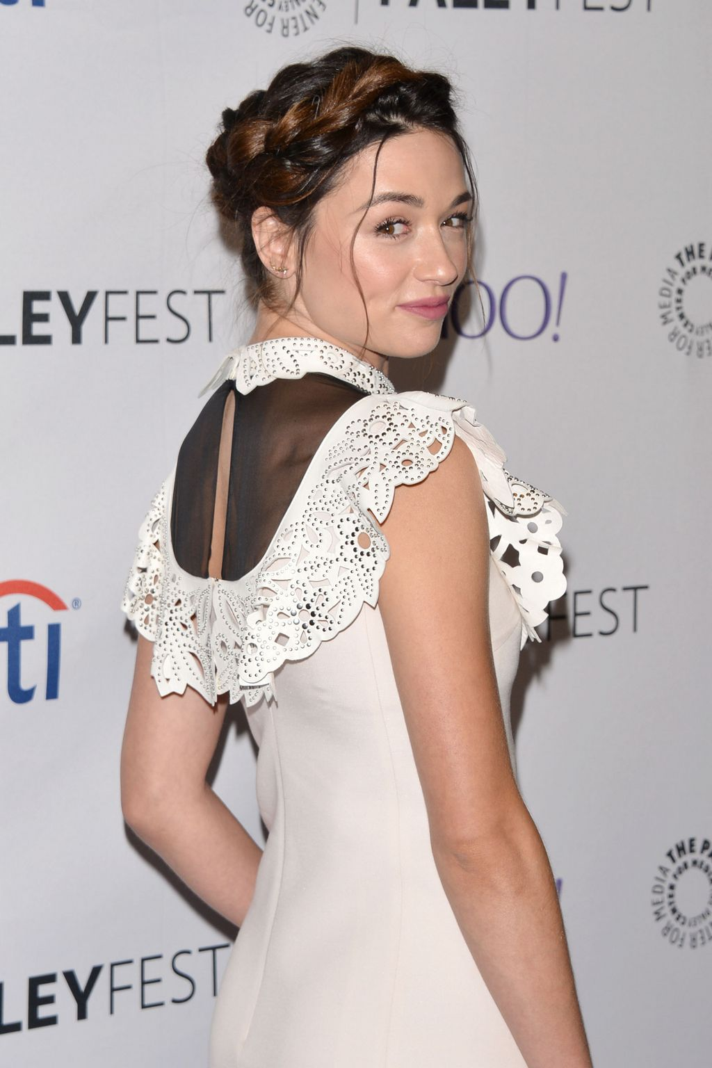 Crystal Reed At PaleyFest LA honors MTVs Teen Wolf Event-4