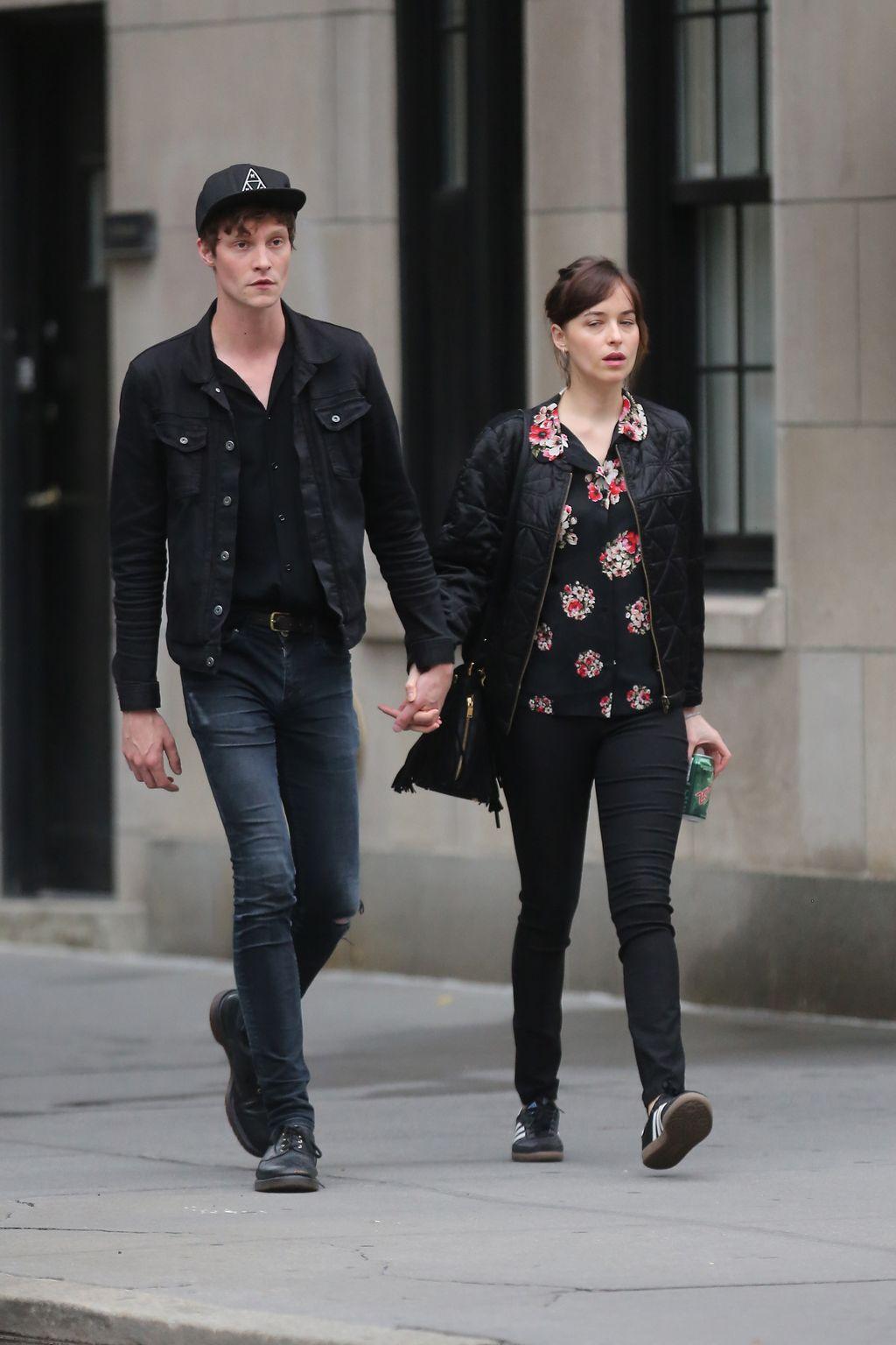 And her boyfriend