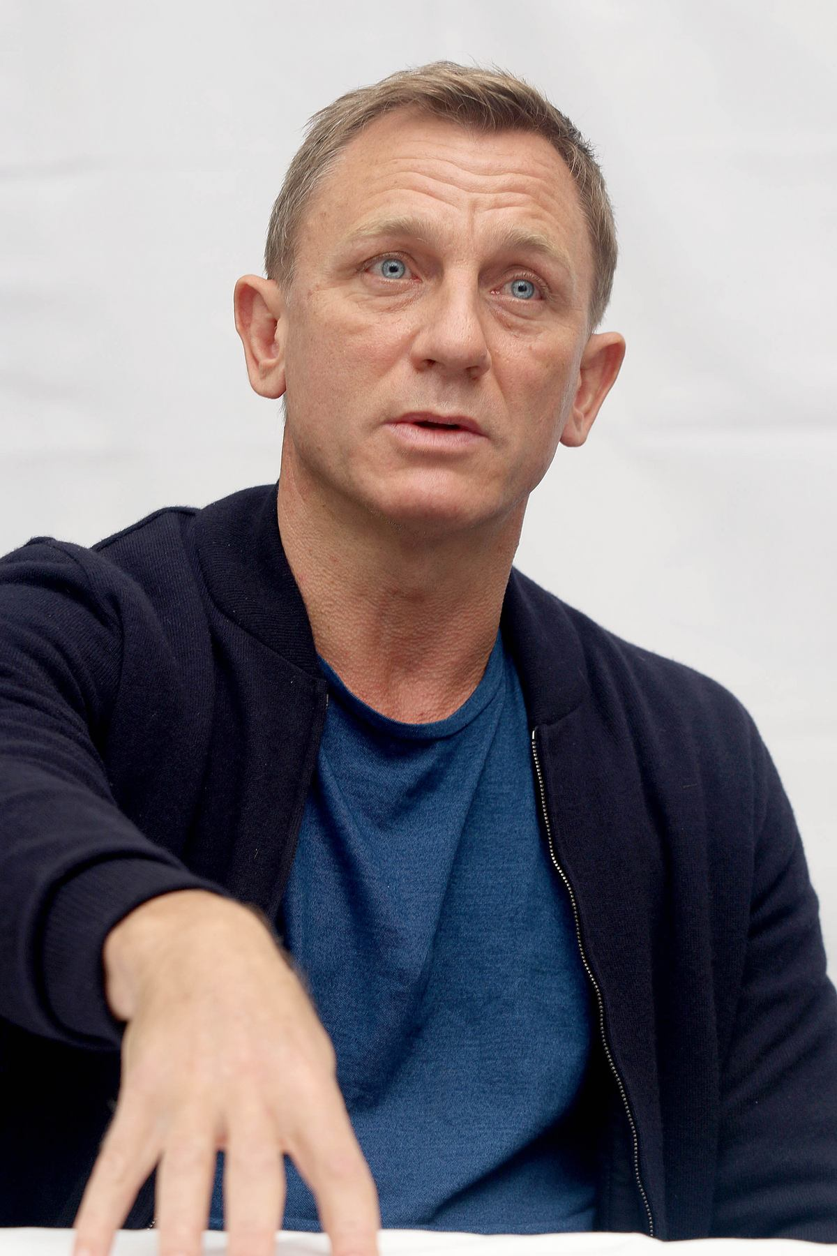 Daniel Craig at Spectr...