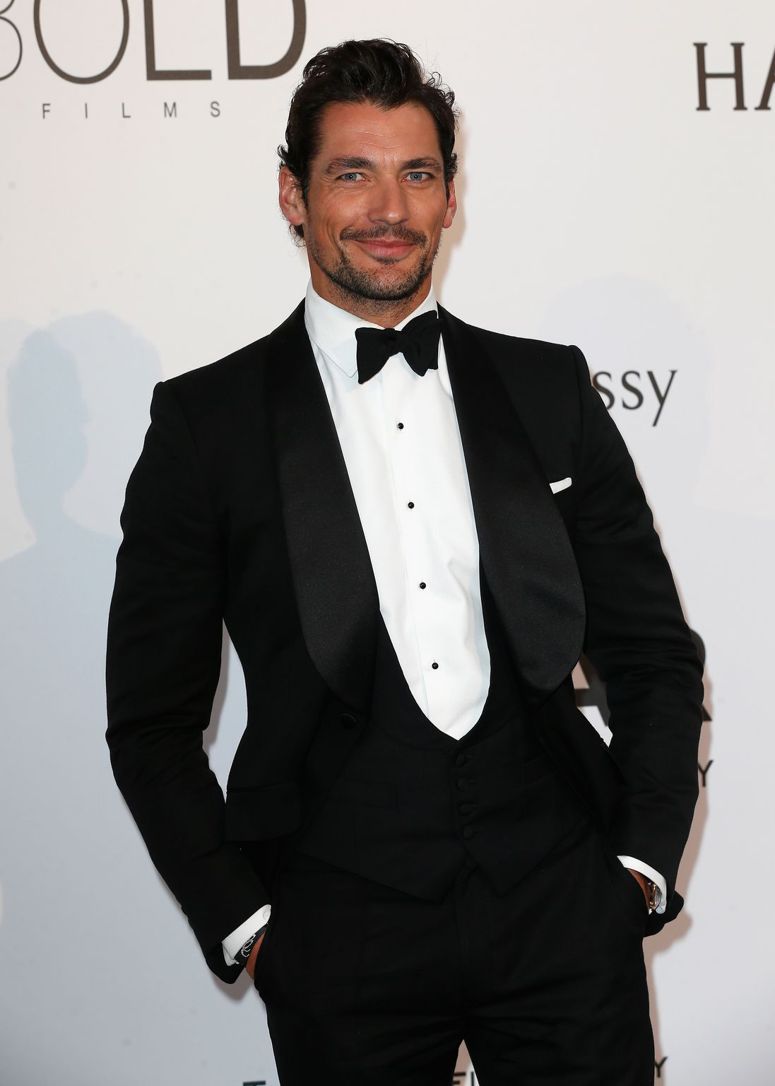 David Gandy at amfARs Cinema Against AIDS Gala-3