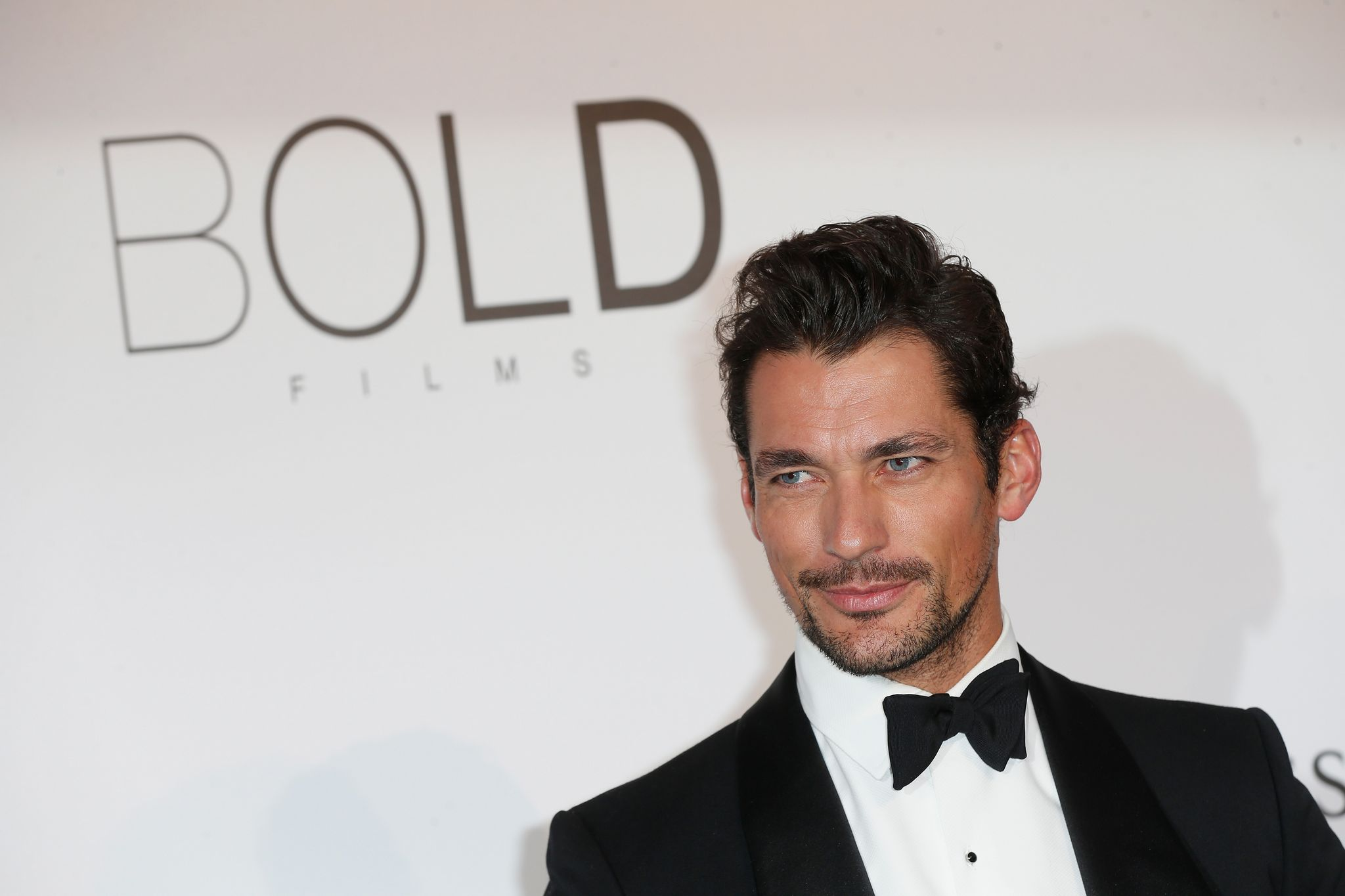 David Gandy at amfARs Cinema Against AIDS Gala-4