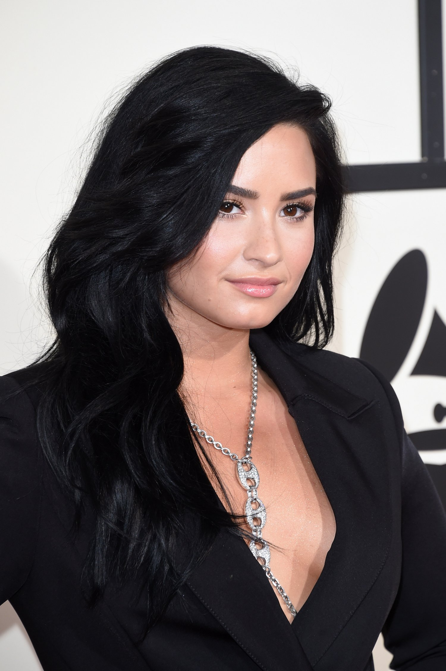 Demi Lovato attends Th...