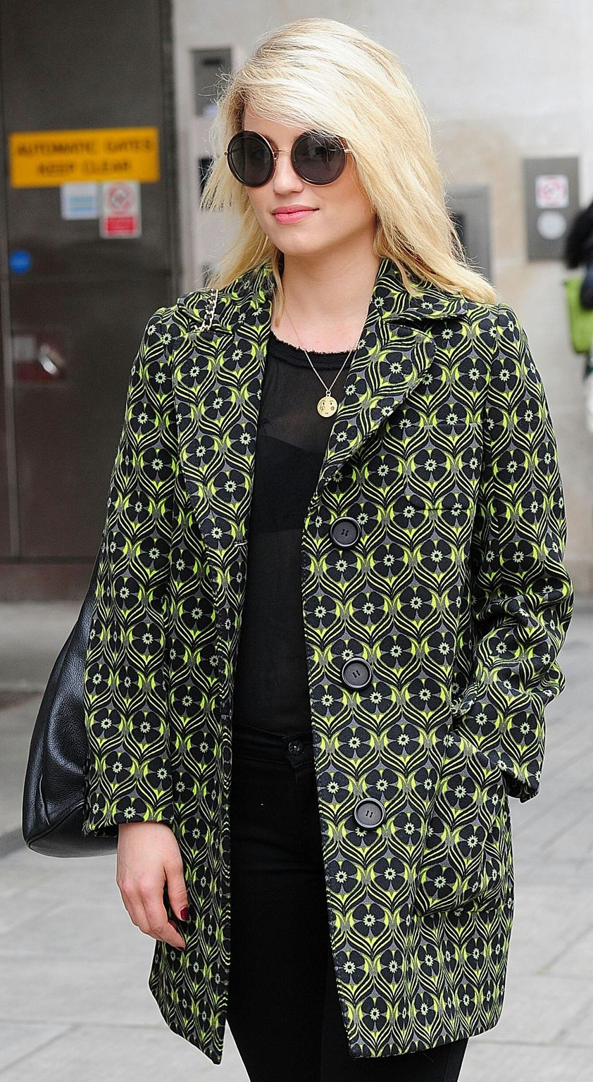 Dianna Agron in London, England-1