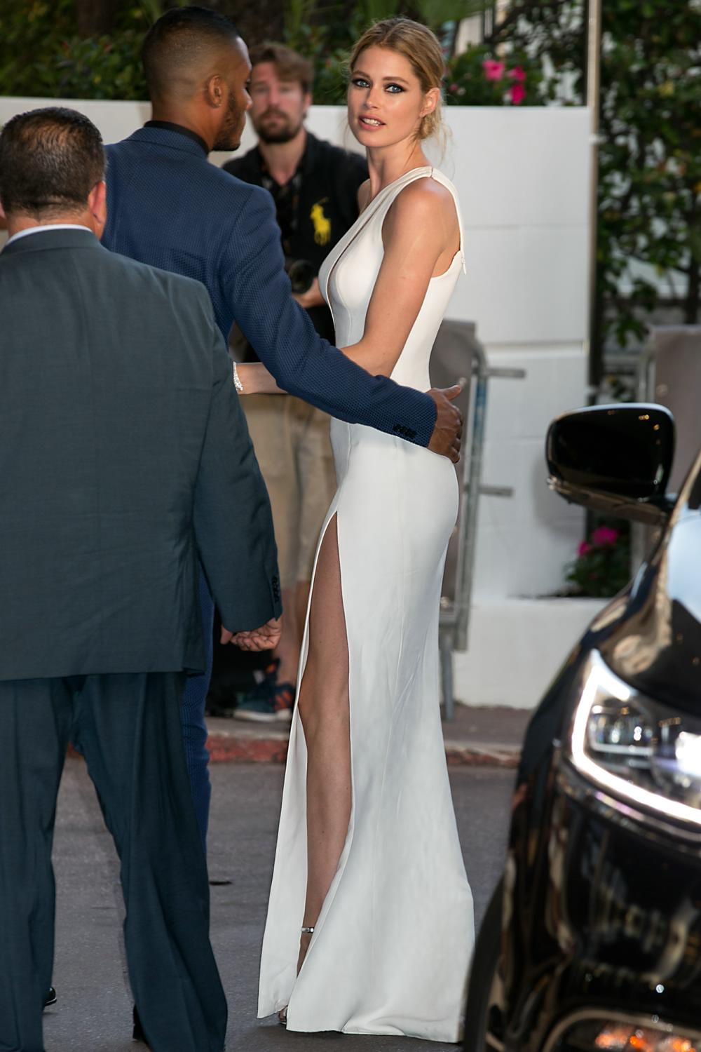 Doutzen Kroes Arrives at La Tete Haute annual Cannes Film Festival-1
