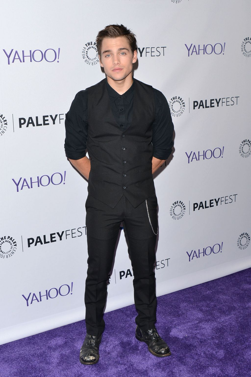 Dylan Sprayberry At PaleyFest LA honors MTVs Teen Wolf Event-4