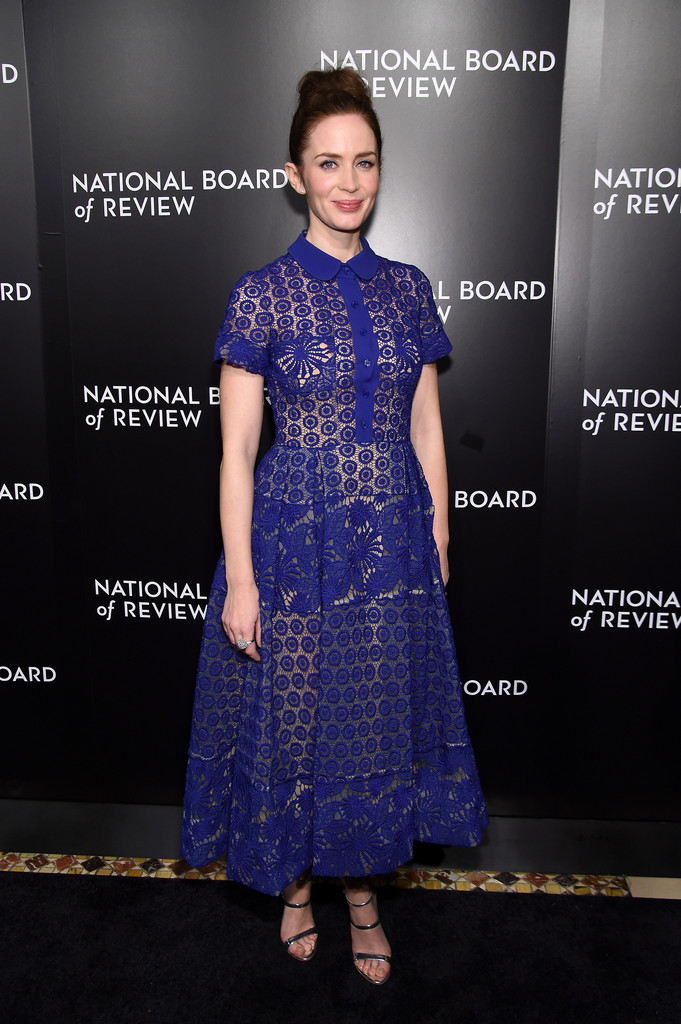 Emily Blunt arrives at National Board of Review Gala-1