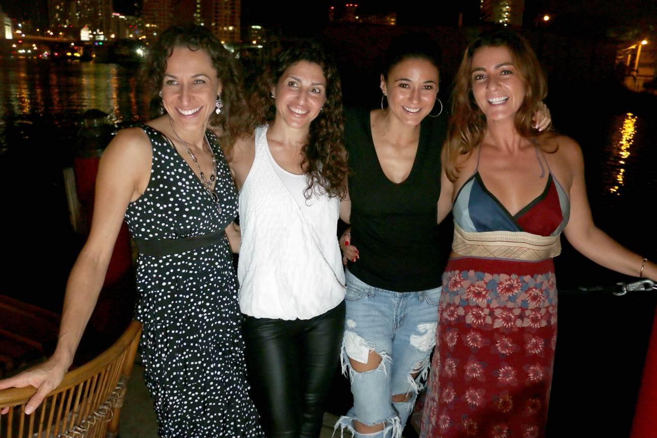 Emmanuelle Chriqui at Seaspice in Miami-4