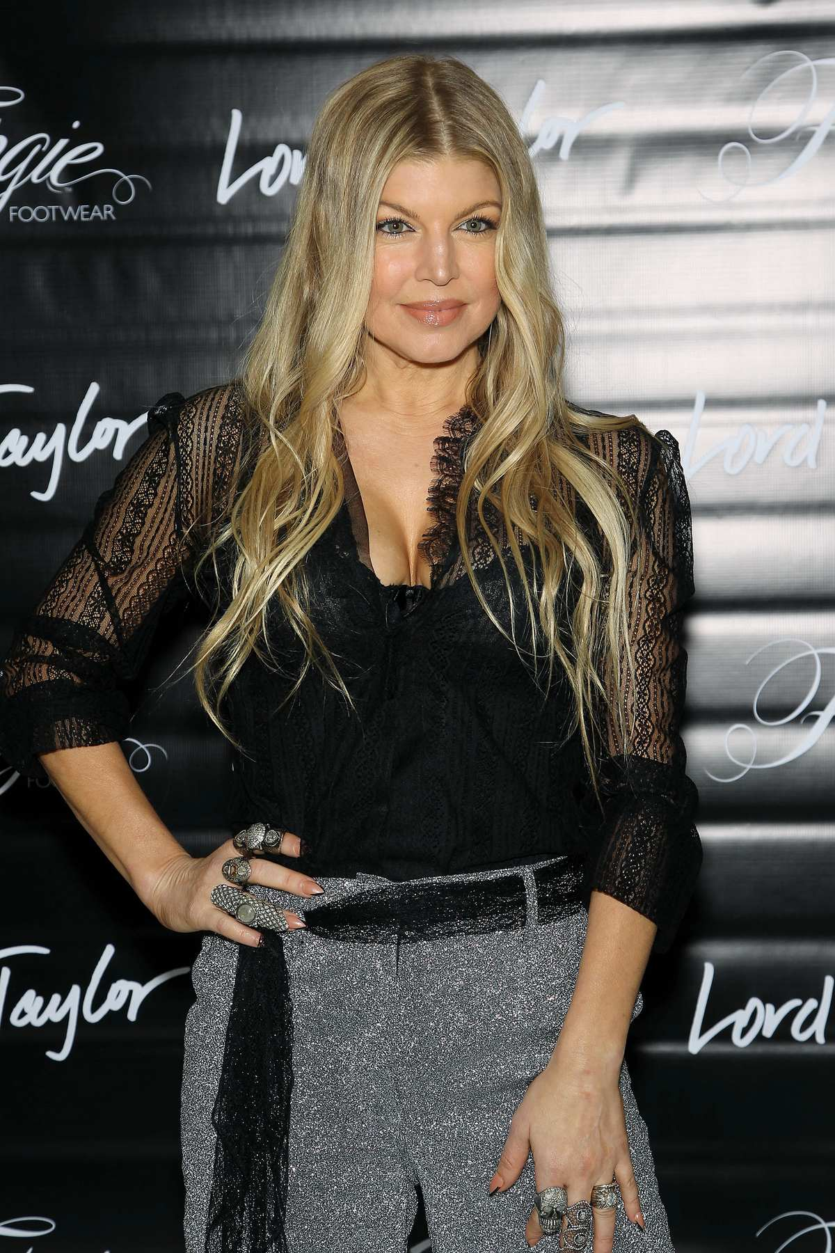 Fergie at Her Fall Fergie Footwear Collection-4