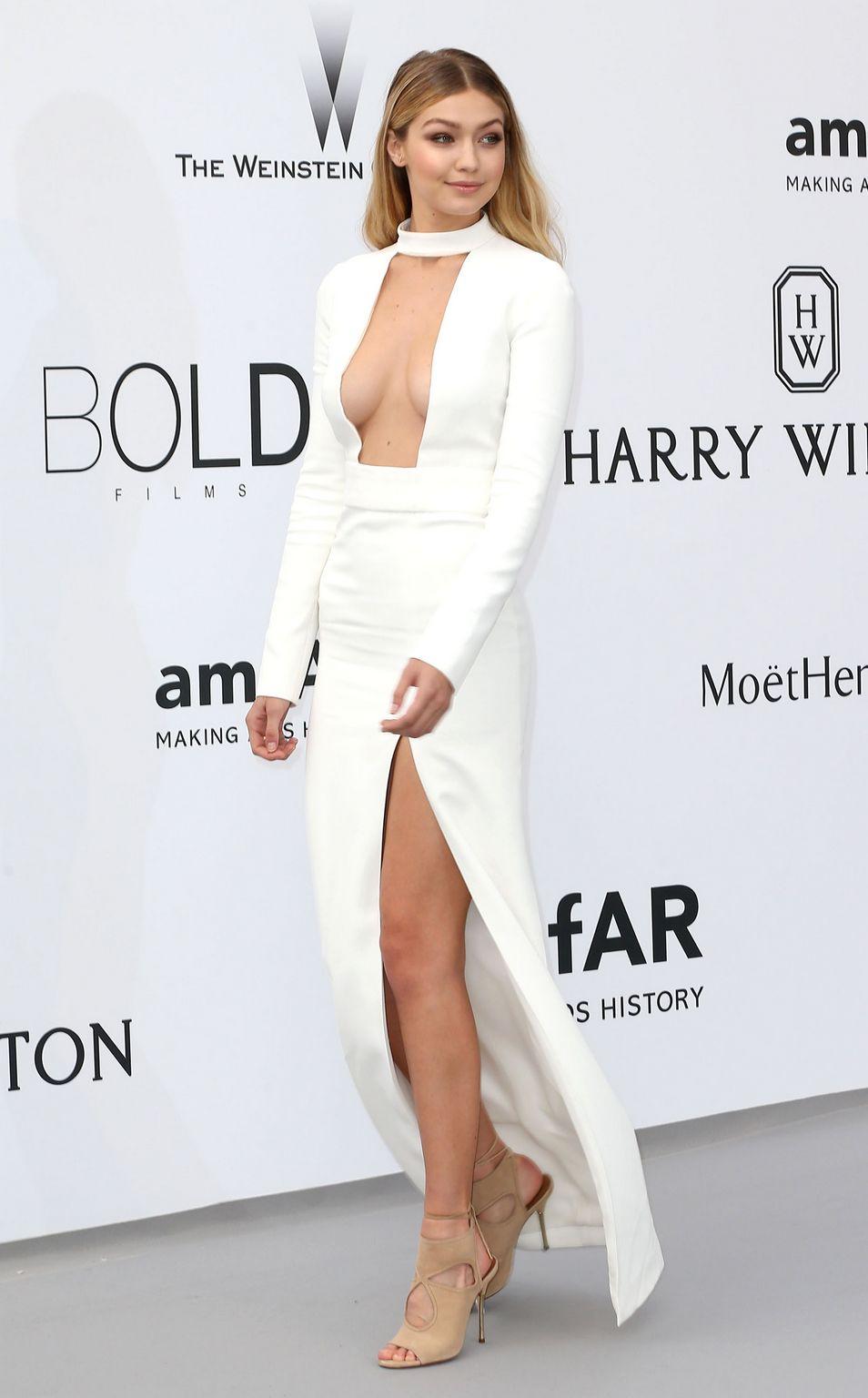 Gigi Hadid at amfARs Cinema Against AIDS Gala-1