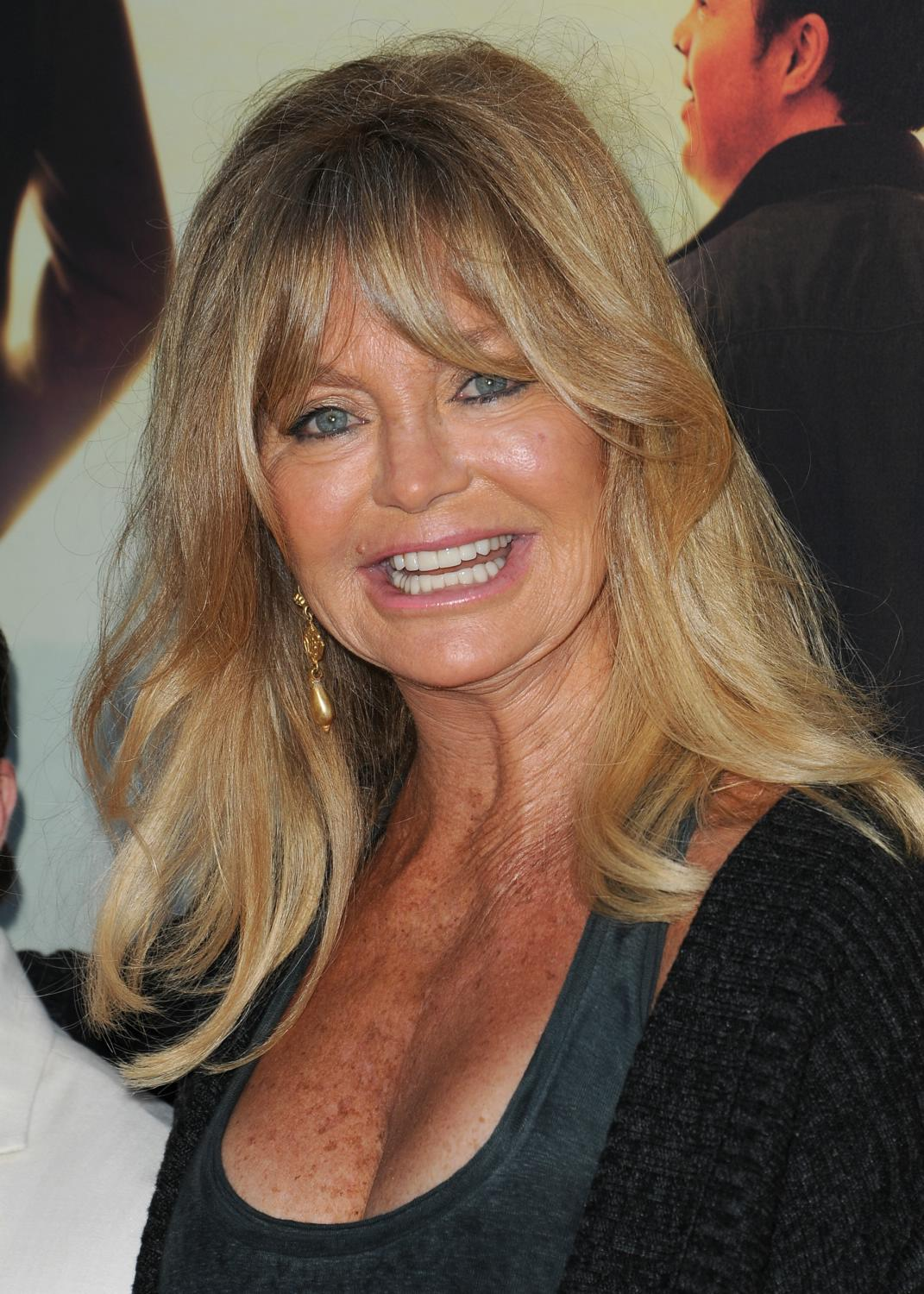 Goldie Hawn and Oliver Hudson at Where Hope Grows LA Premiere-4