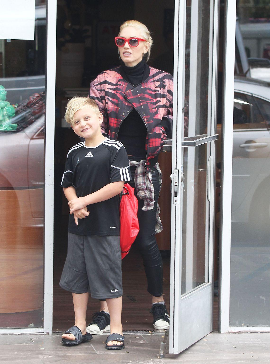 Gwen Stefani in West Hollywood, California-1