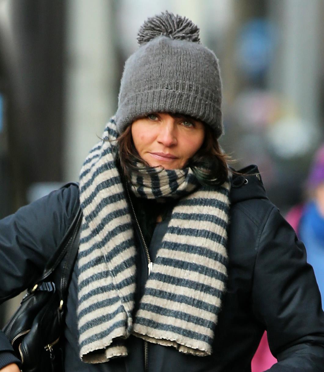 Helena Christensen Chills With Boyfriend Paul Banks in West Village-1